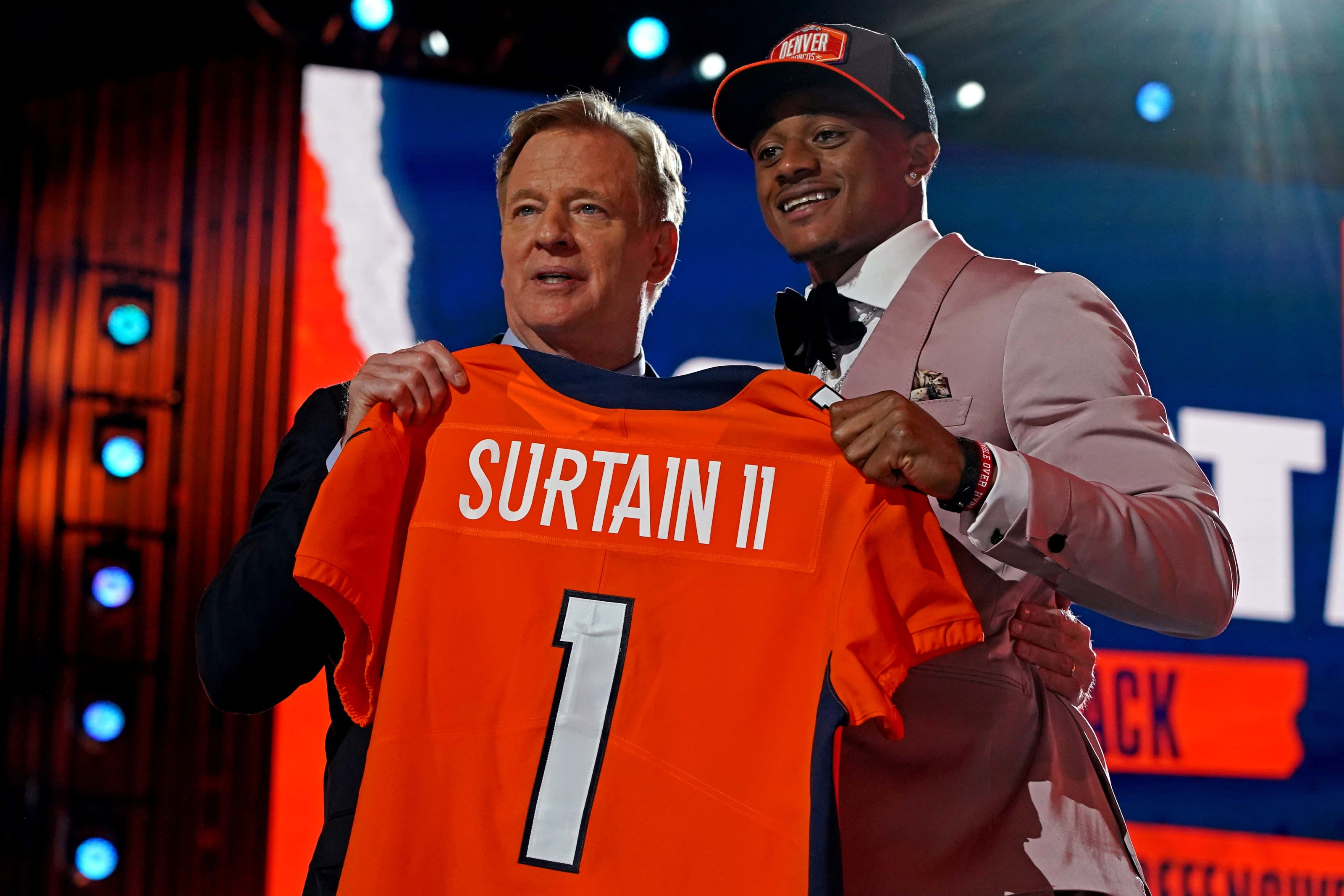 Denver Broncos, Patrick Surtain