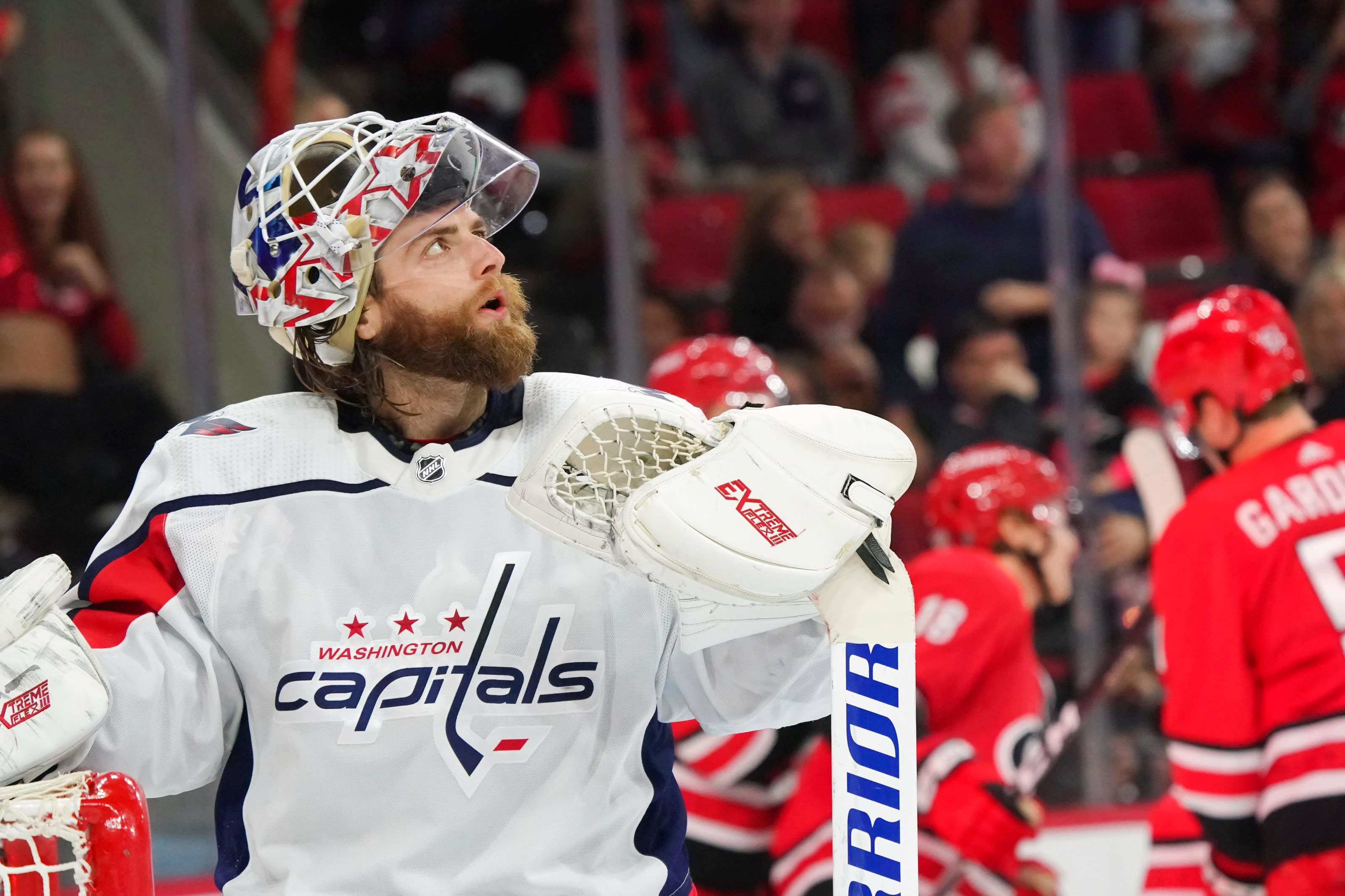 Nhl Free Agency 5 Teams Who Should Sign Braden Holtby Page 3