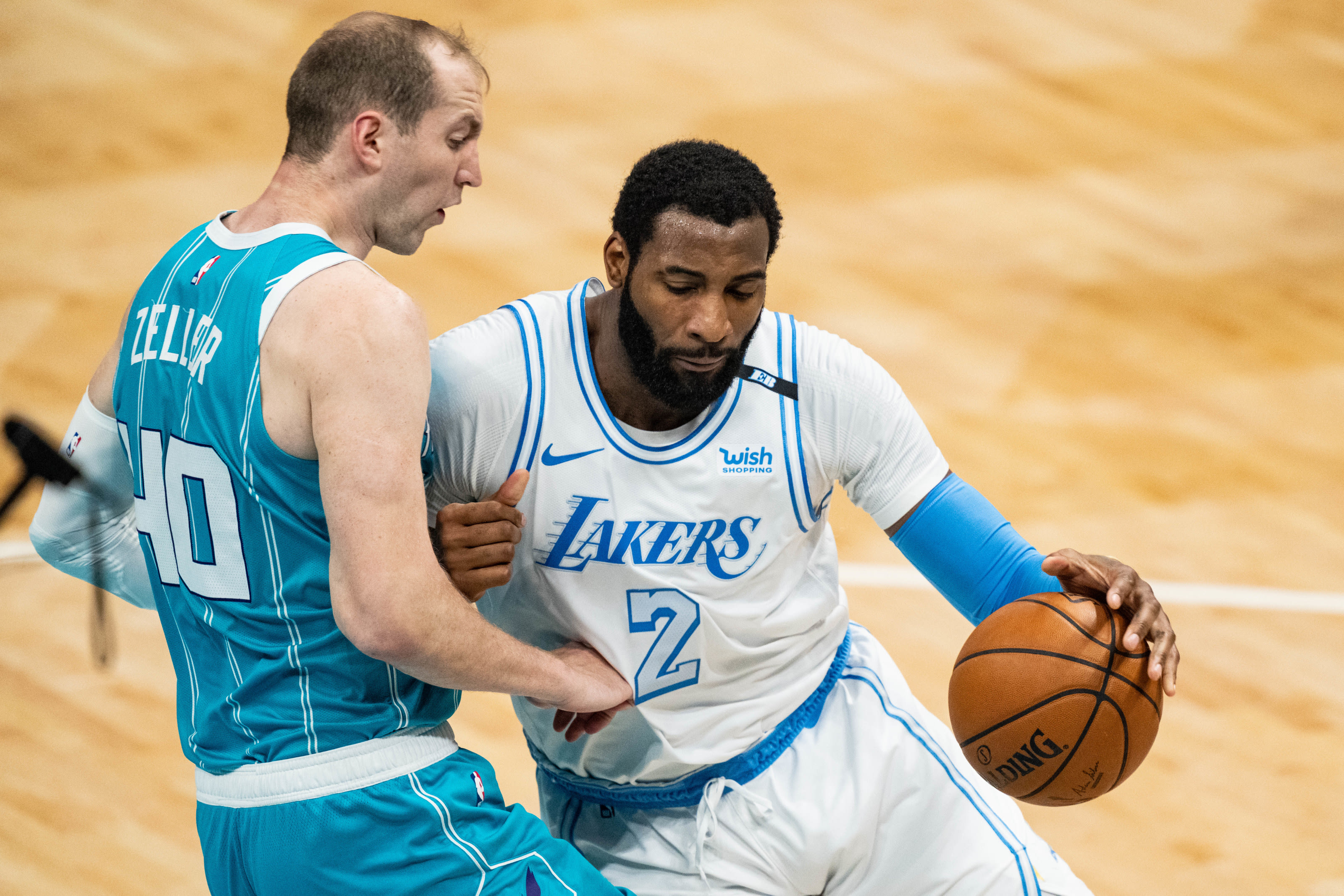 Los Angeles Lakers, Andre Drummond