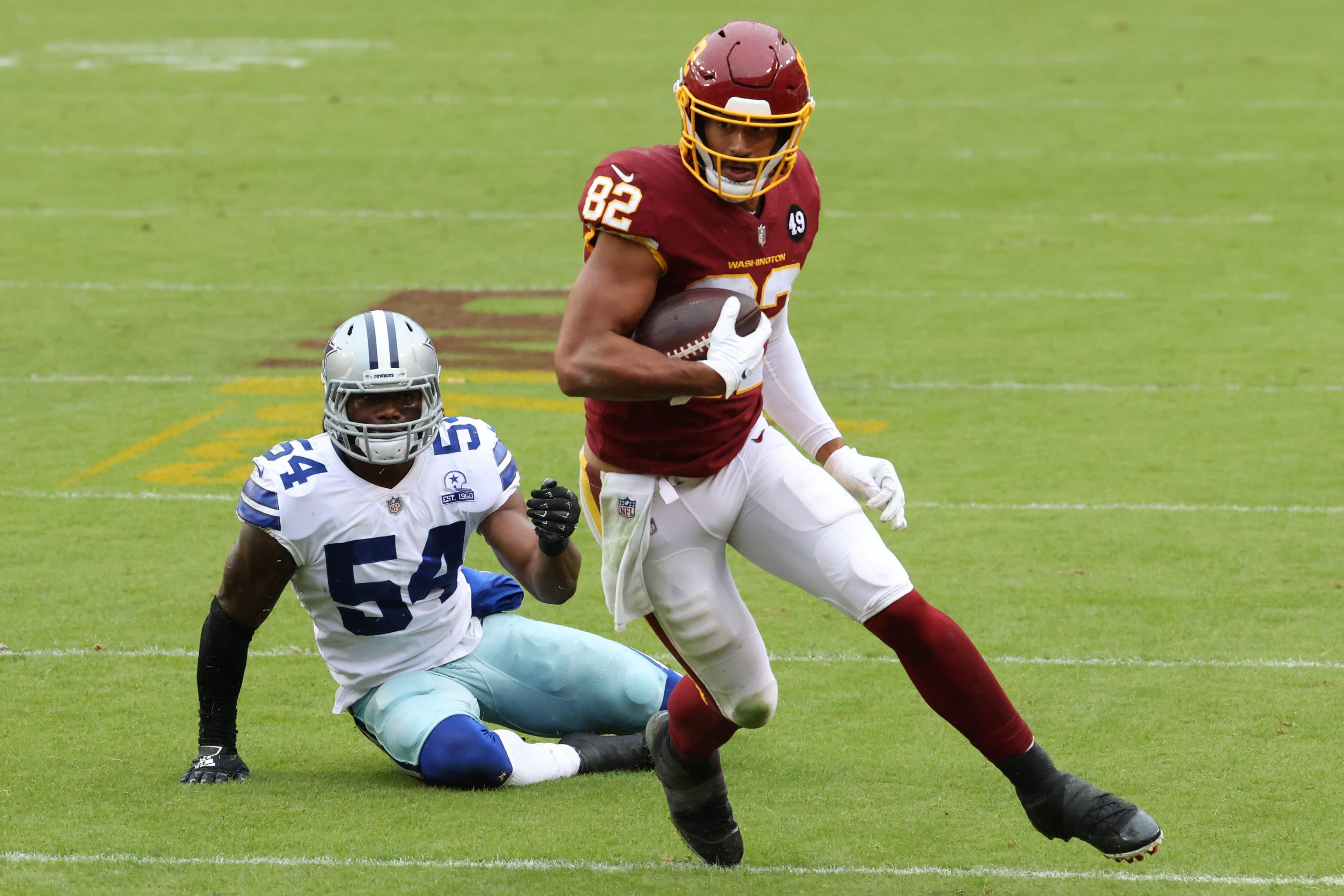 Washington Football Team: Five bold predictions vs. Giants in Week 9 - Page 2