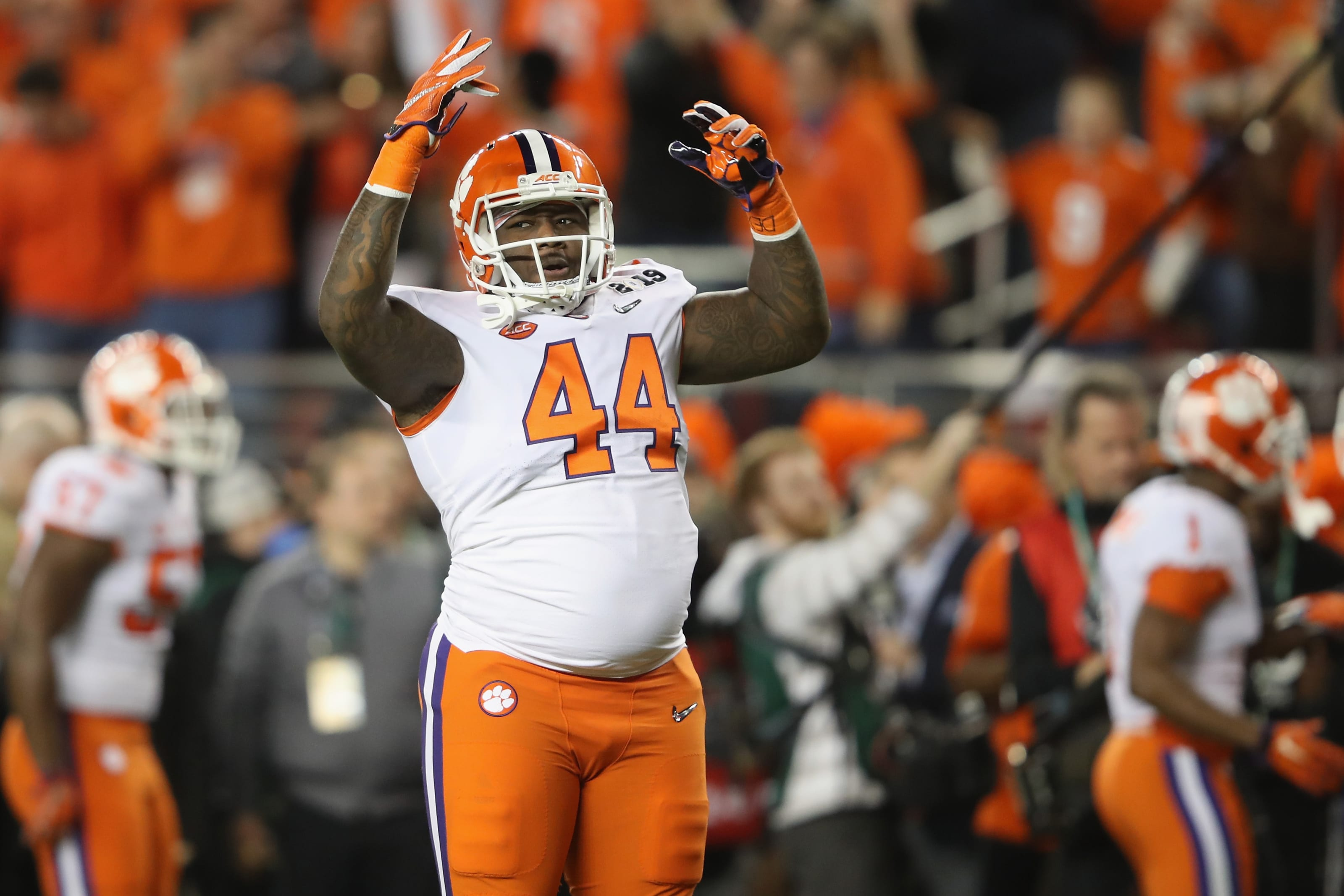Clemson Football: 5 Tigers to watch vs. Wake Forest 2019 ...