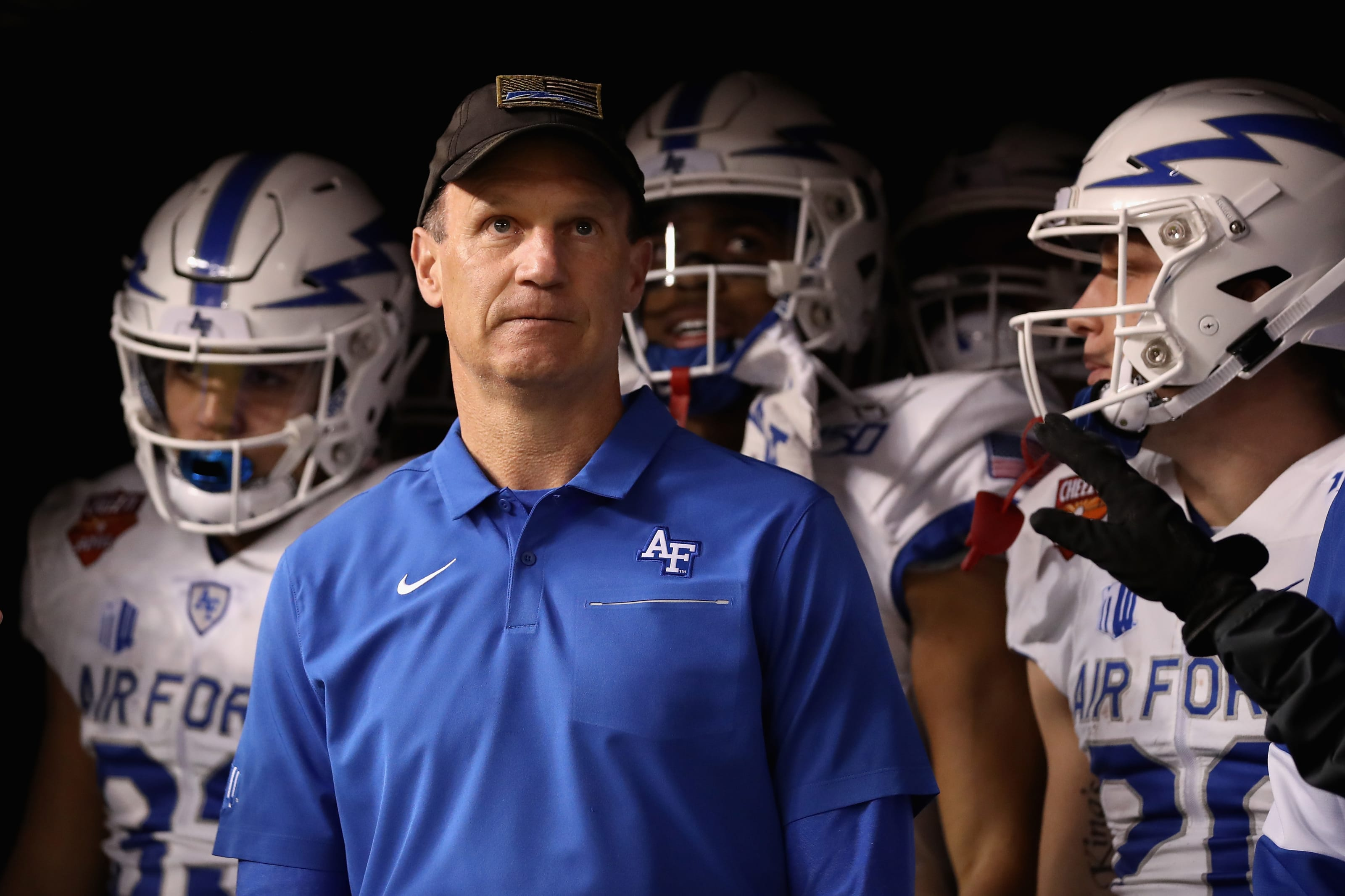 Air Force Football Can Falcons Build Upon One Of School S Best Seasons Page 4