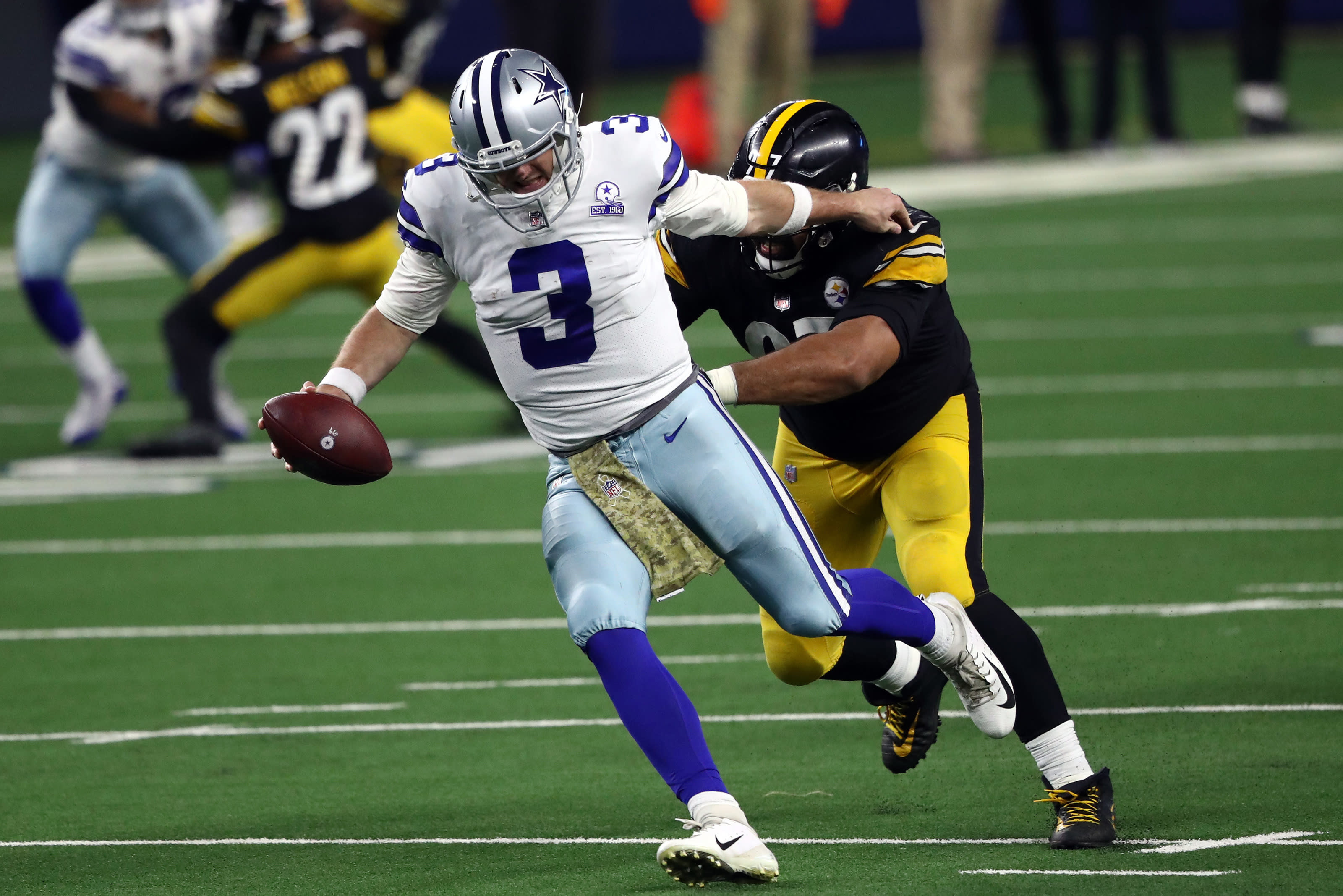 Garrett Gilbert, Dallas Cowboys