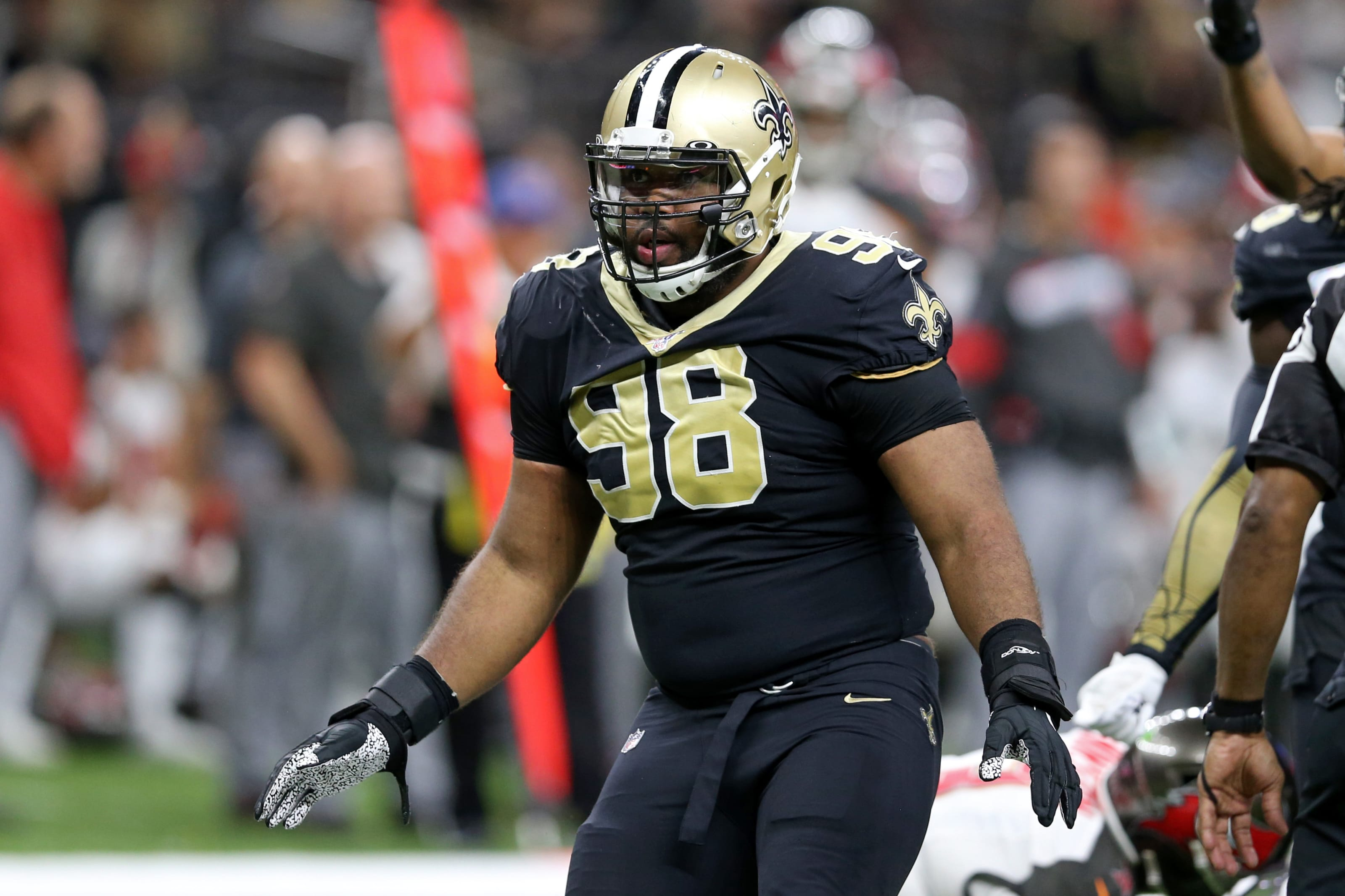 Sheldon Rankins, New Orleans Saints