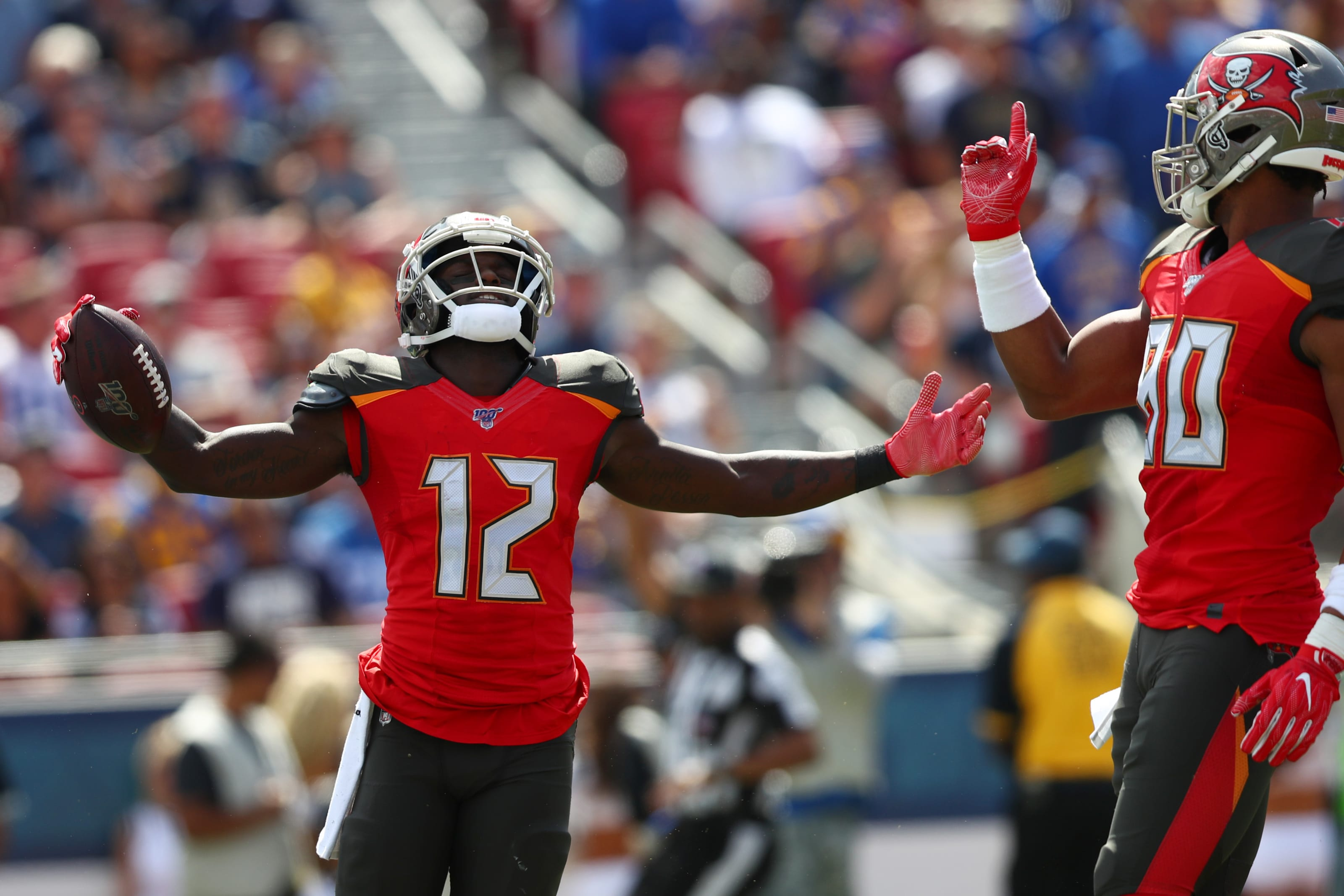 Chris Godwin Or Mike Evans Can The Buccaneers Afford Both Page 3