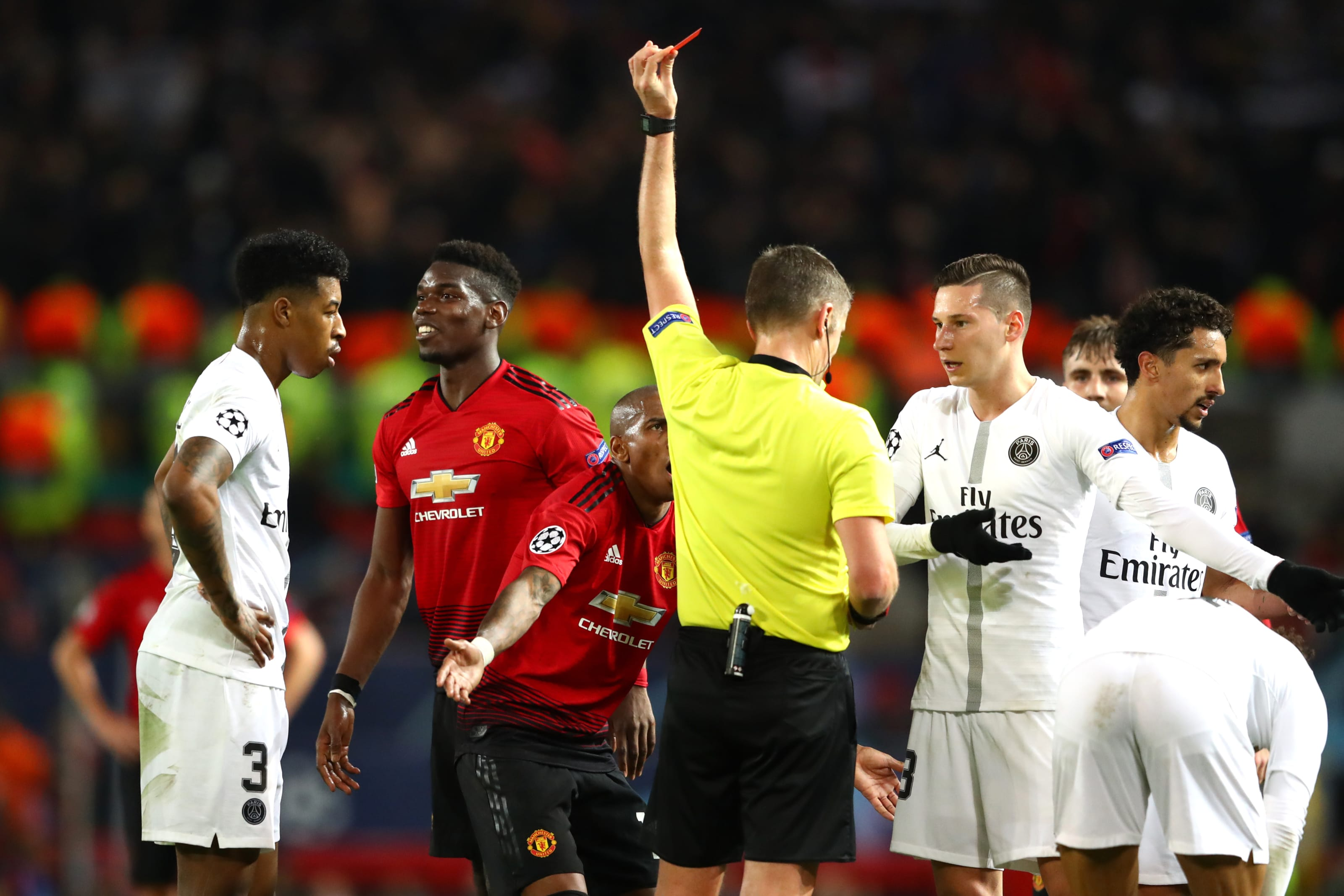 Manchester United 0 2 Psg Player Ratings Analysis And More Page 3