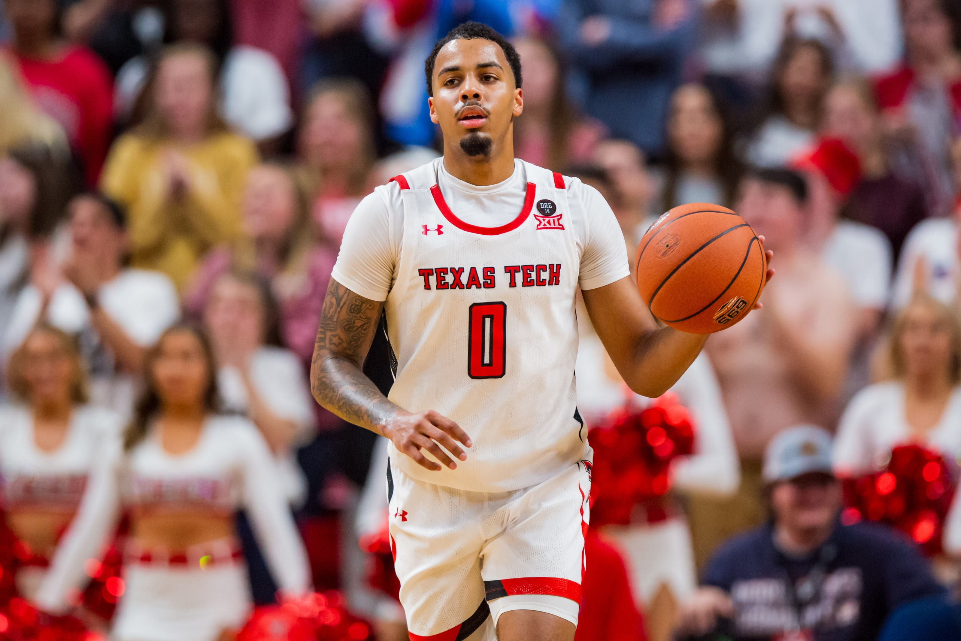 Texas Tech Basketball Kyler Edwards Best Games Of 2019 20