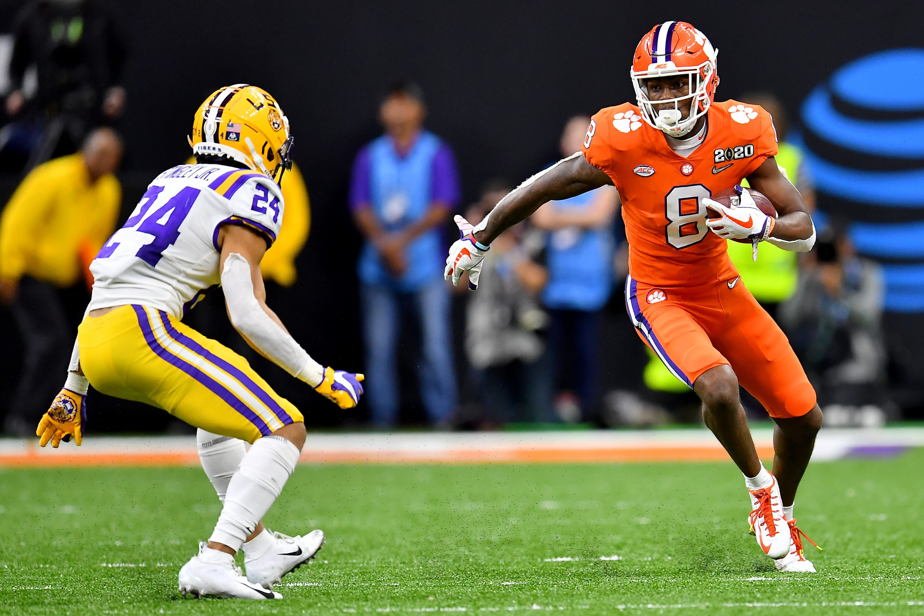 2021 NFL Draft: Post-Schedule Release Mock Draft - Page 6