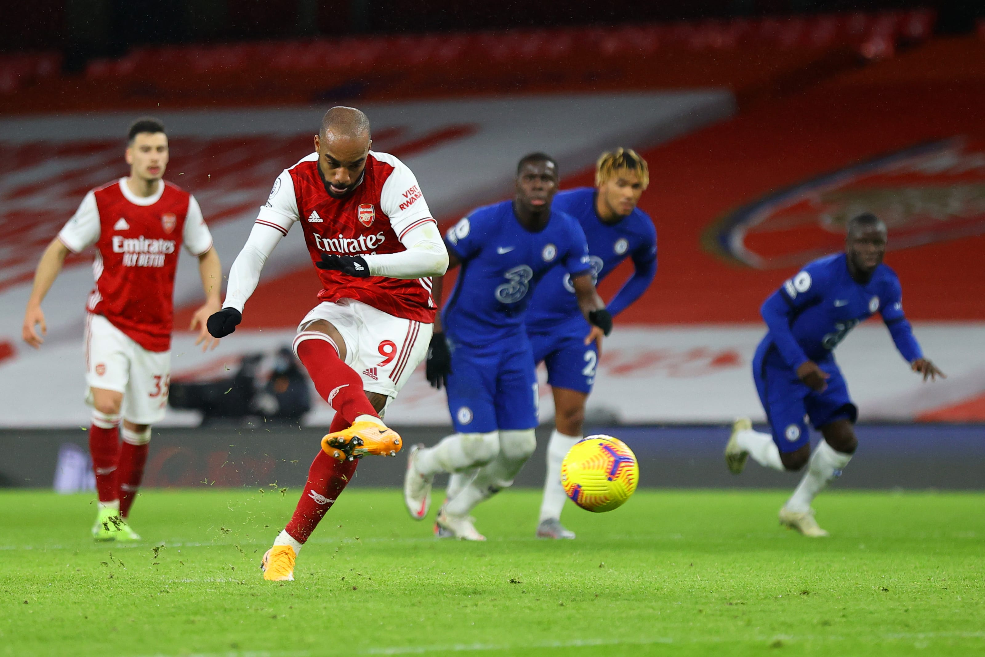 Arsenal Player Ratings vs Chelsea: A Christmas Cracker - Page 3