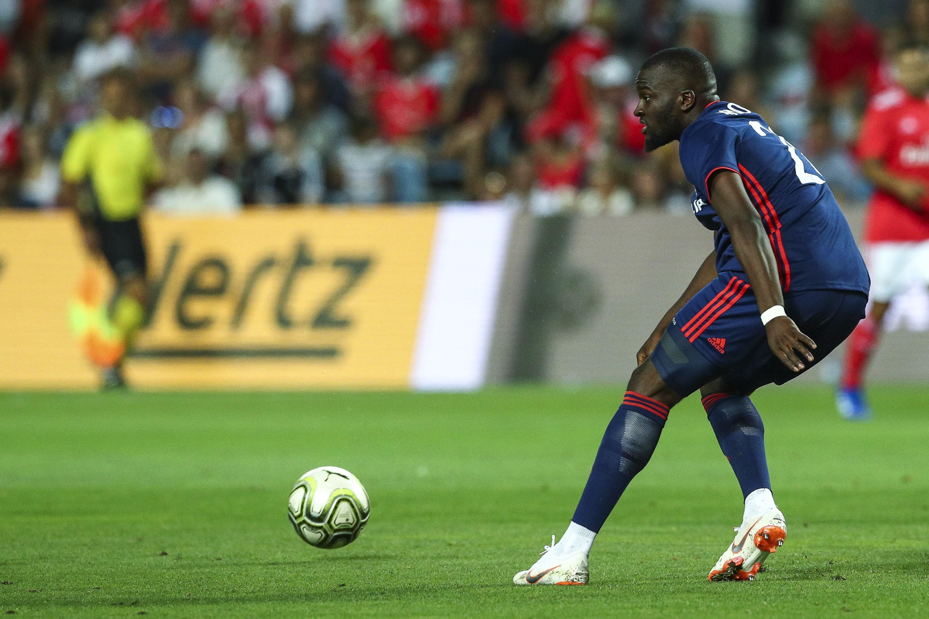 Tottenham's chances of signing Lyon's Tanguy Ndombele are increasing
