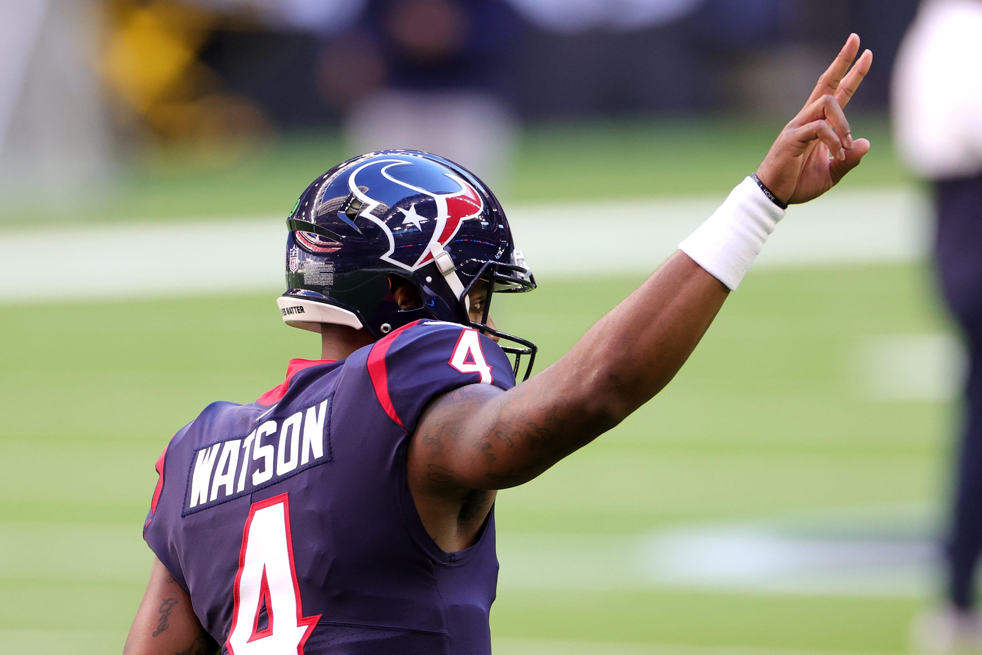 5 trades the New Orleans Saints should propose for Deshaun Watson