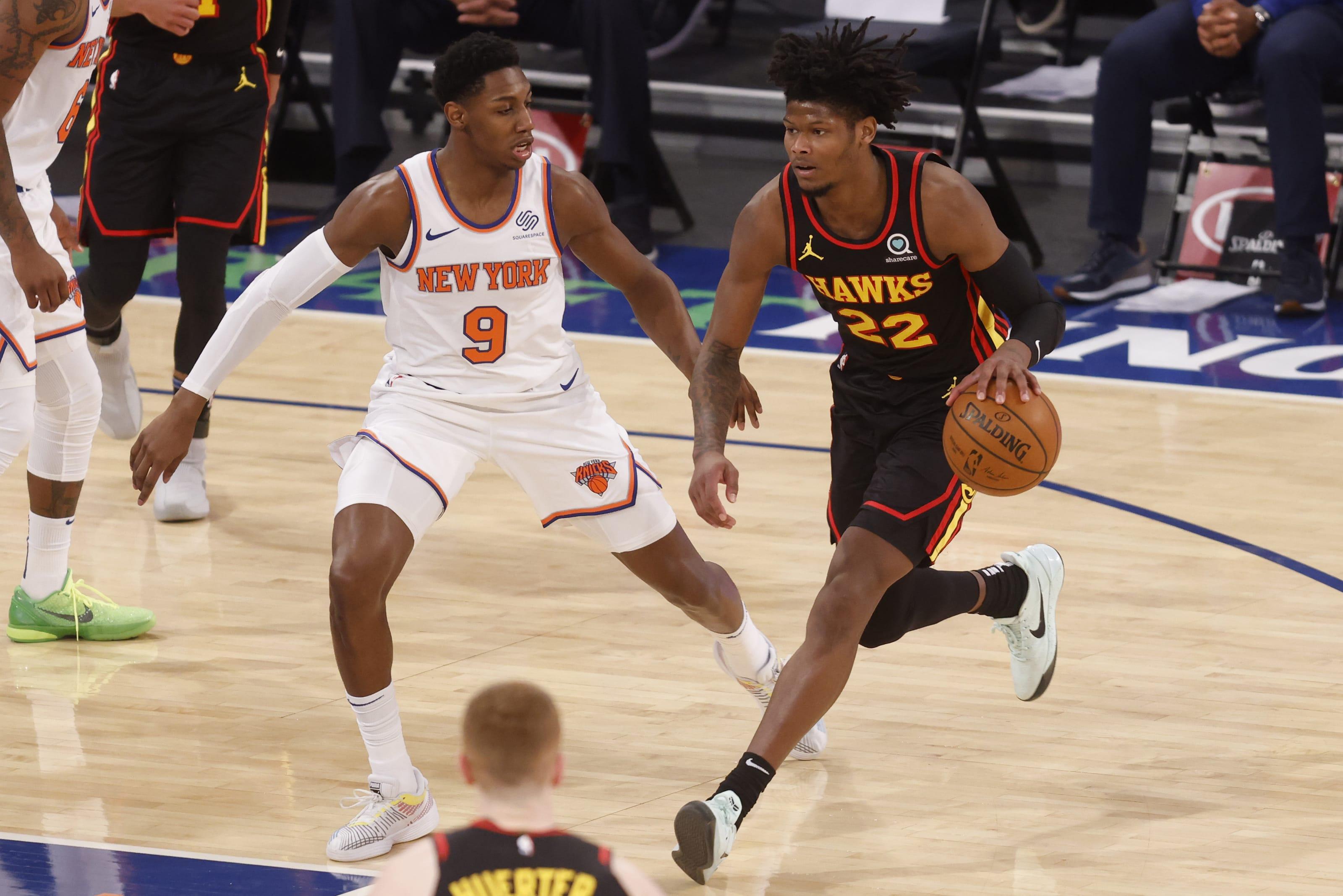 New York Knicks, Atlanta Hawks