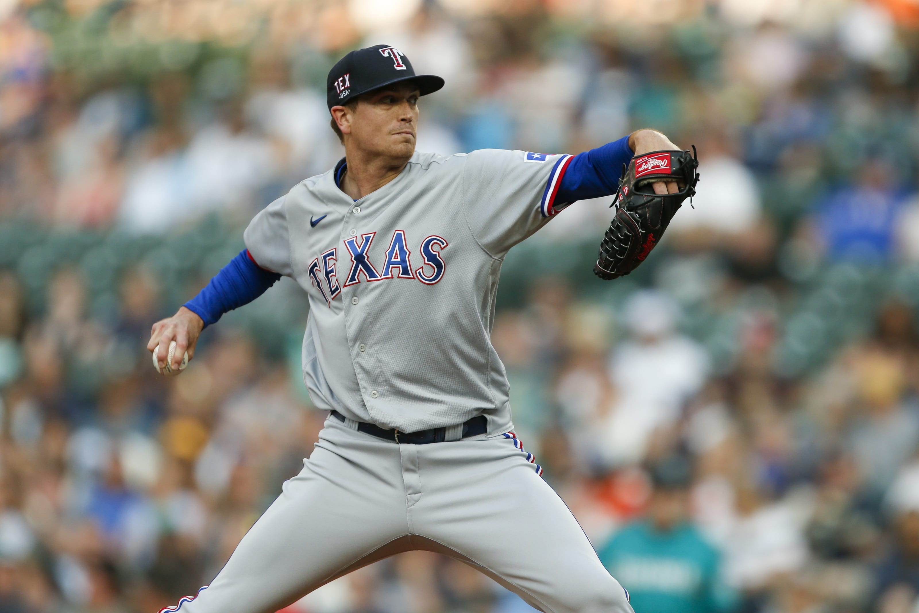 Kyle Gibson, Texas Rangers, New York Yankees
