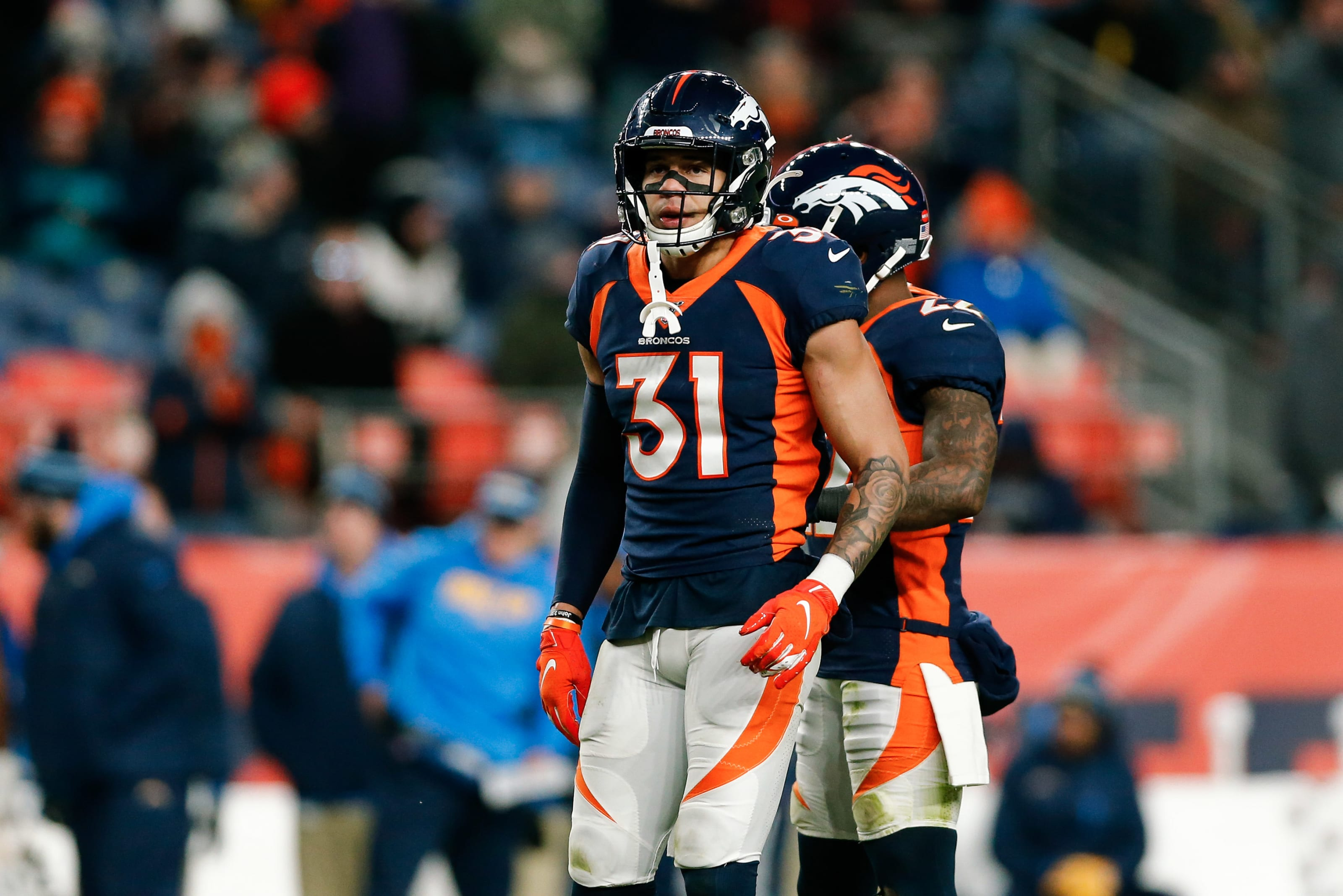 Denver Broncos, Justin Simmons