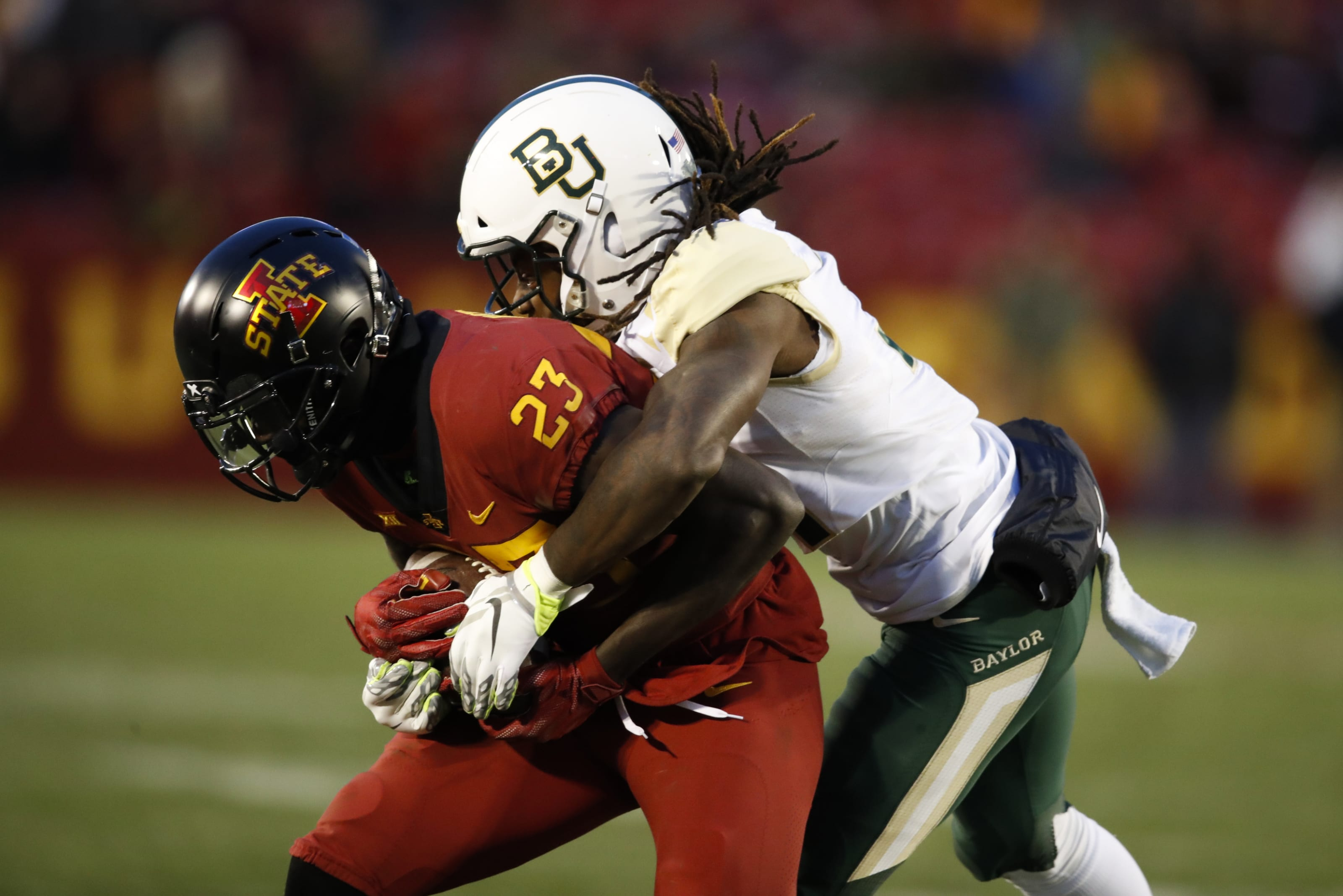 Iowa State Football 5 Players Who Earned Blitz Stickers In Week 11 Page 5