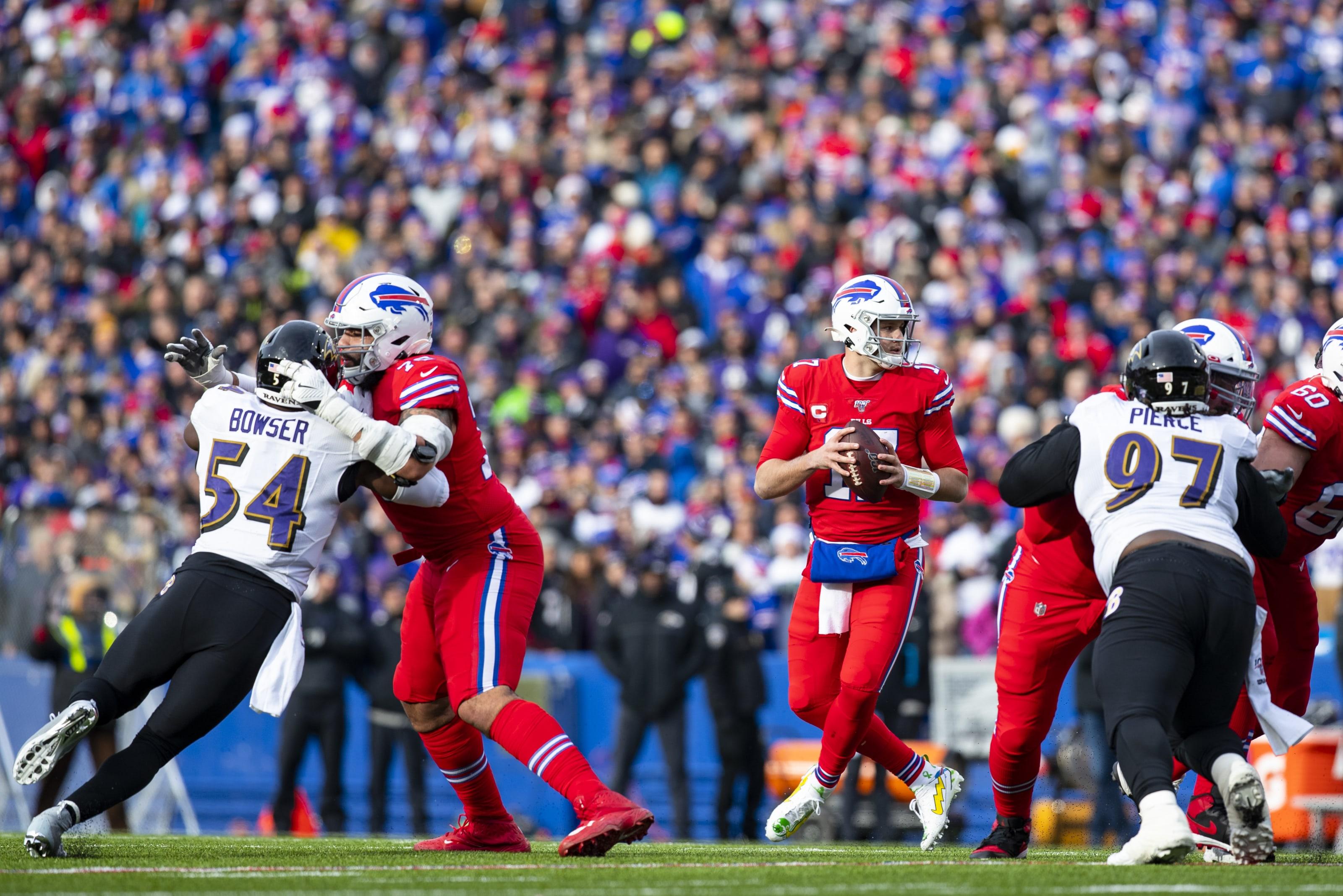 Buffalo Bills vs Ravens: Divisional Round playoff preview, predictions