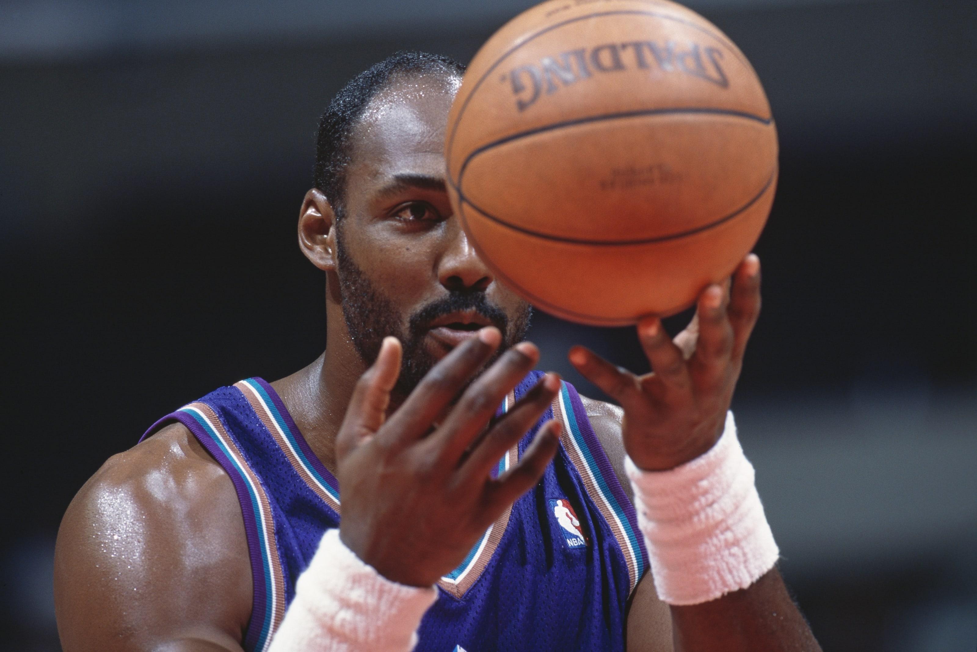 NY Knicks, Patrick Ewing, Karl Malone