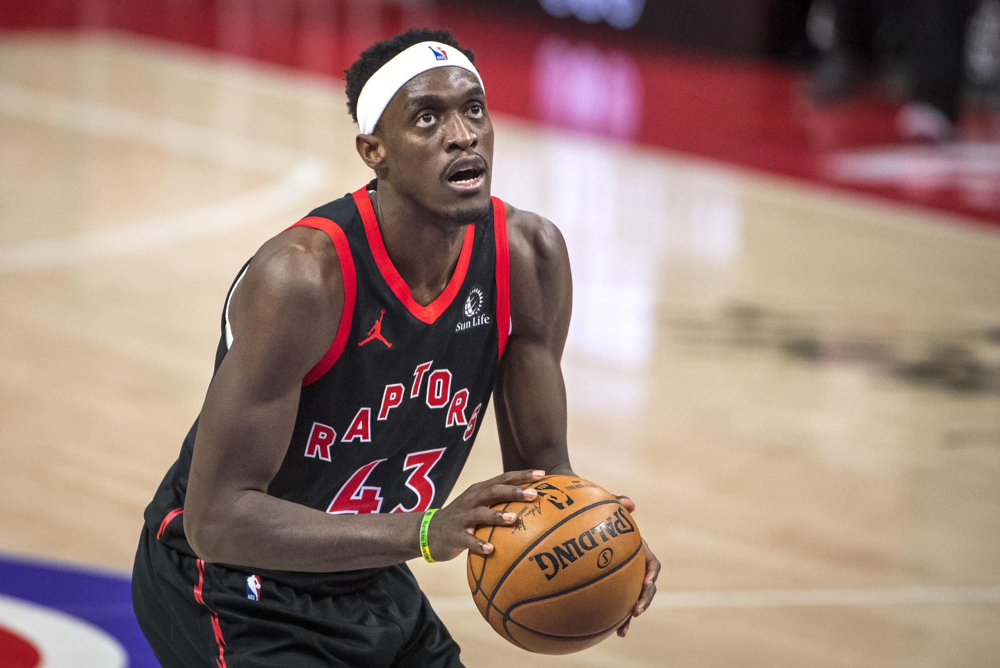 Pascal Siaka, Toronto Raptors