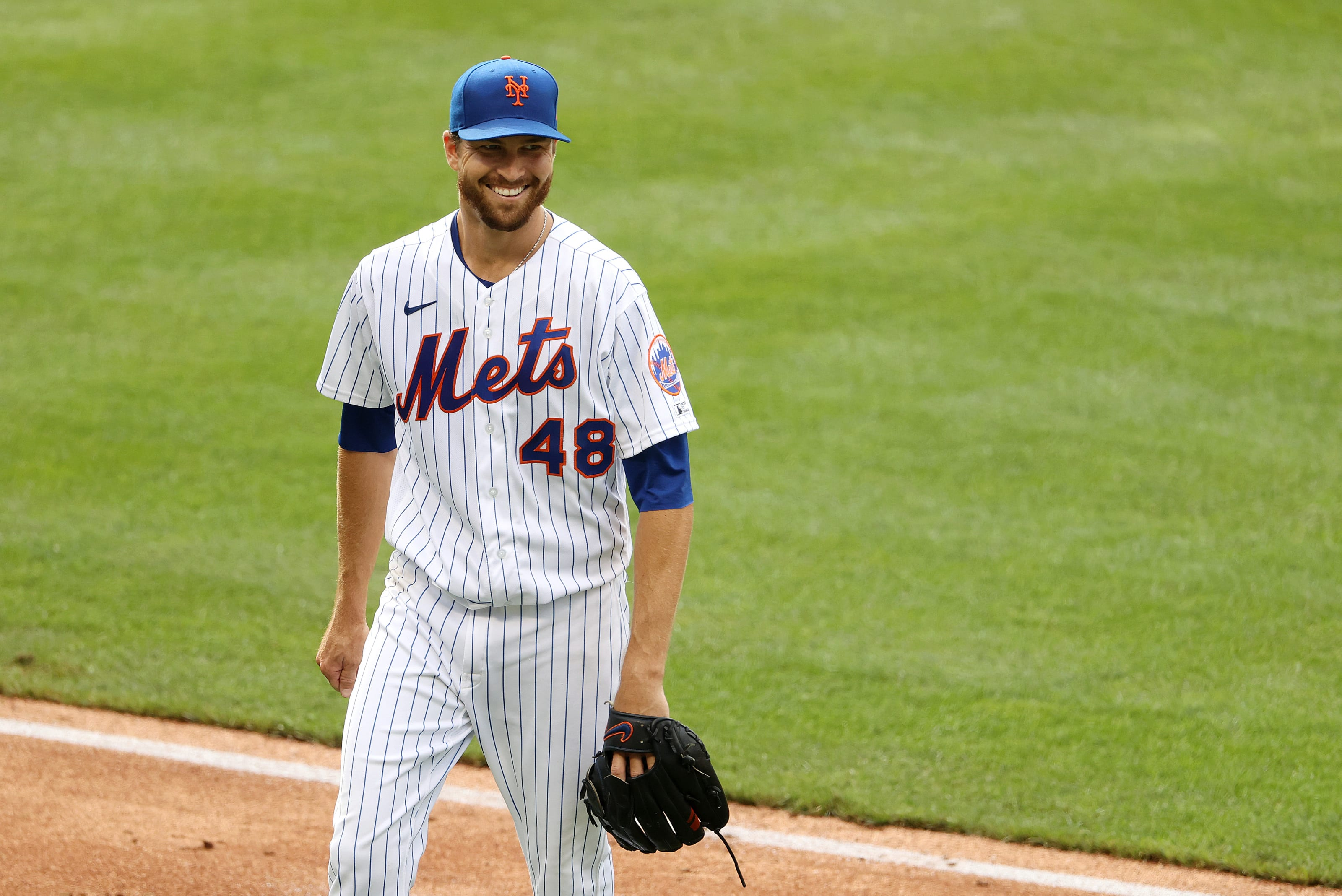 NY Mets ace Jacob deGrom's Cy Young competitors for 2021