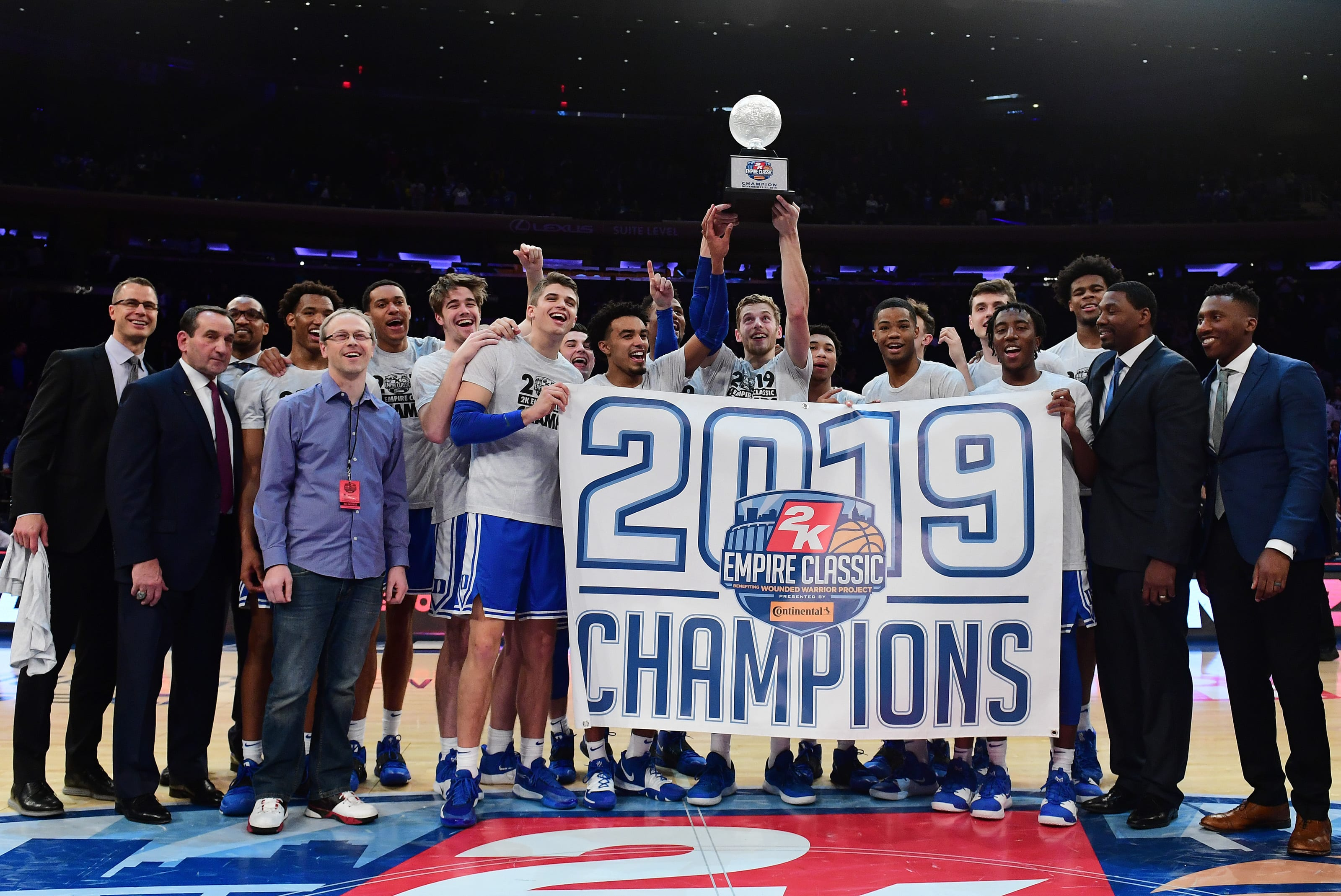Duke Basketball Once Again Nation S Two Best Players Are Blue Devils