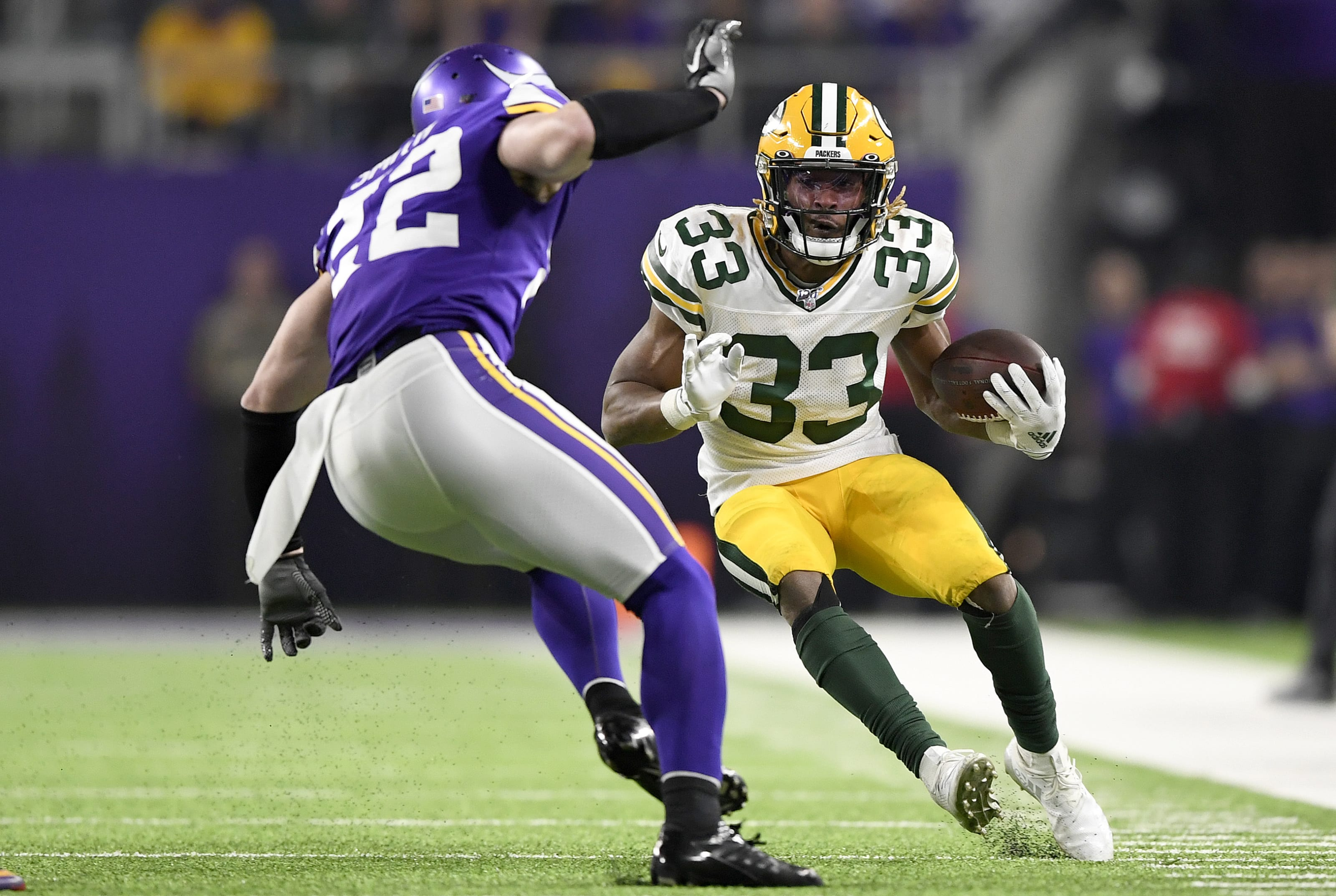5 Packers Players The Vikings Should Worry About In Week 1