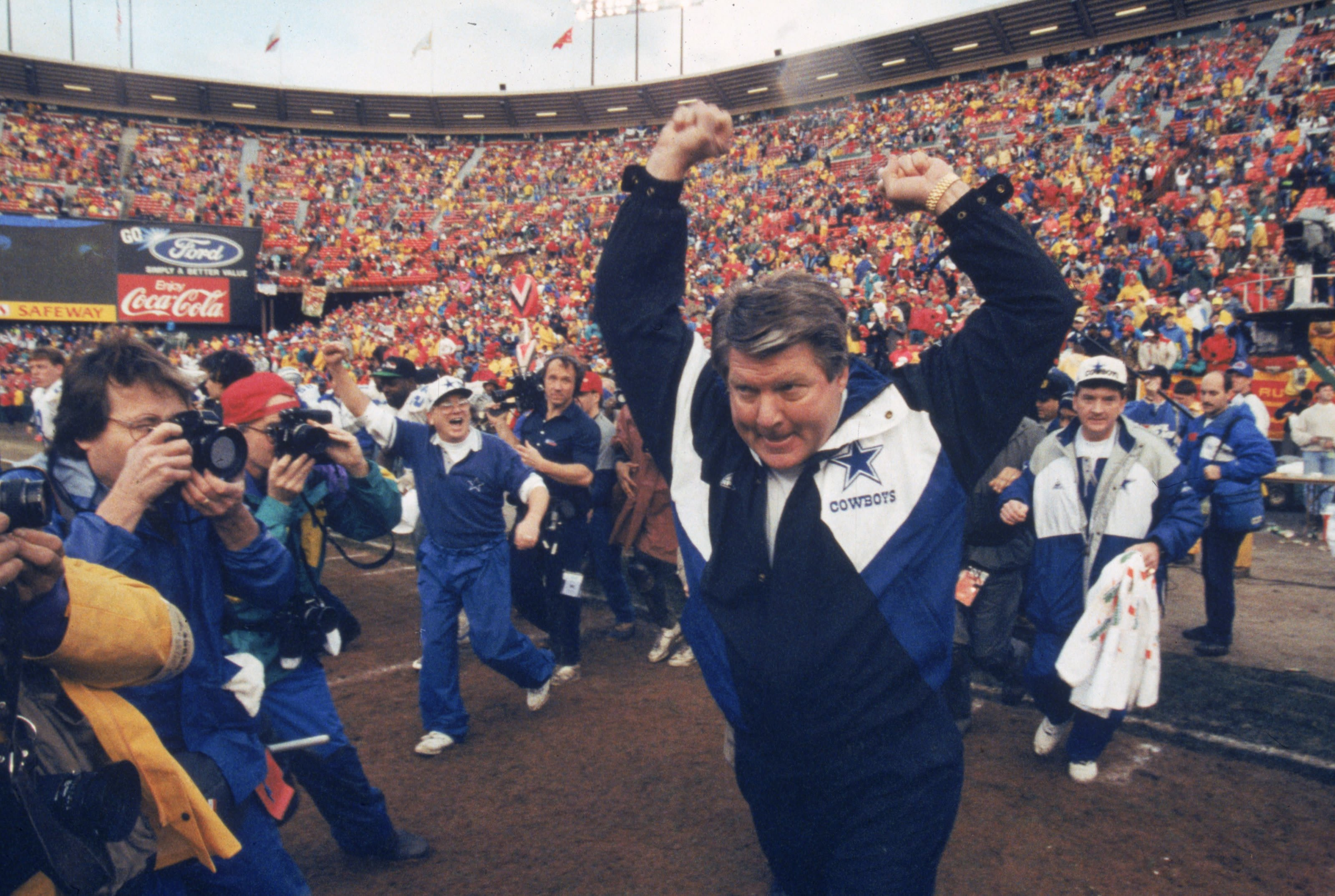 49ers, Cowboys, Jimmy Johnson