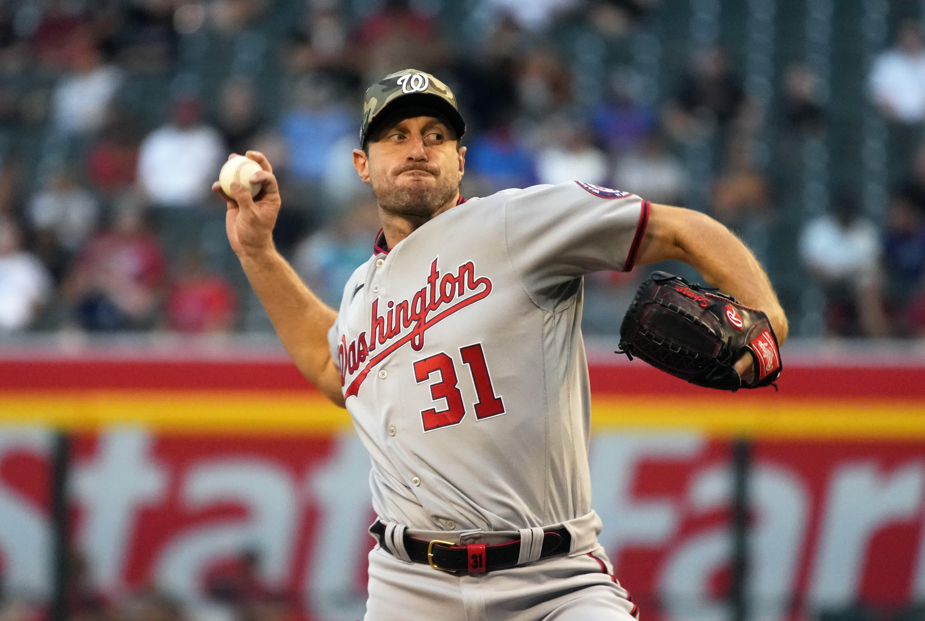 Max Scherzer, Red Sox