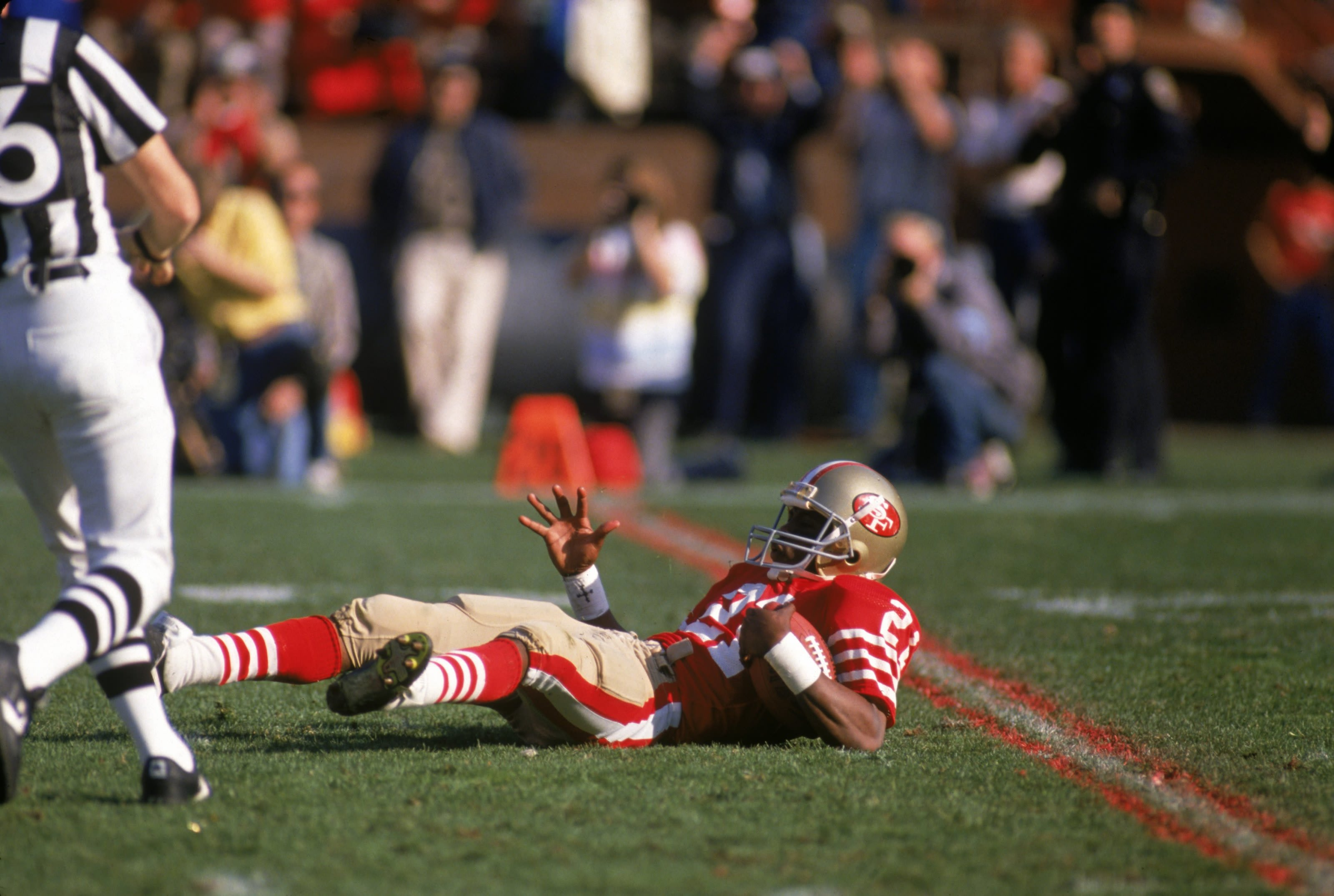 Eric Wright, 49ers