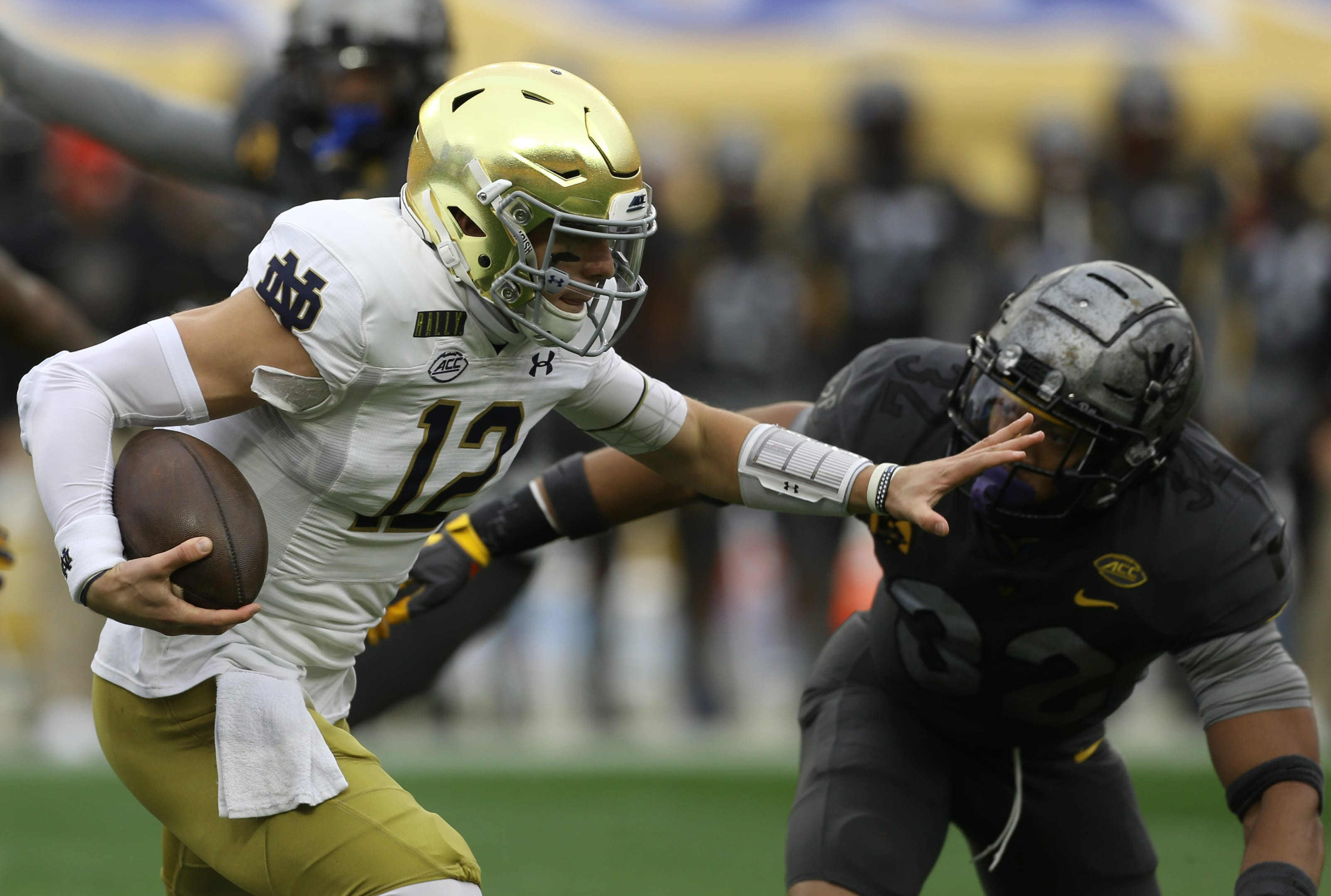 Notre Dame Football 3 Bold Predictions Vs Georgia Tech In Week 9 Page 2