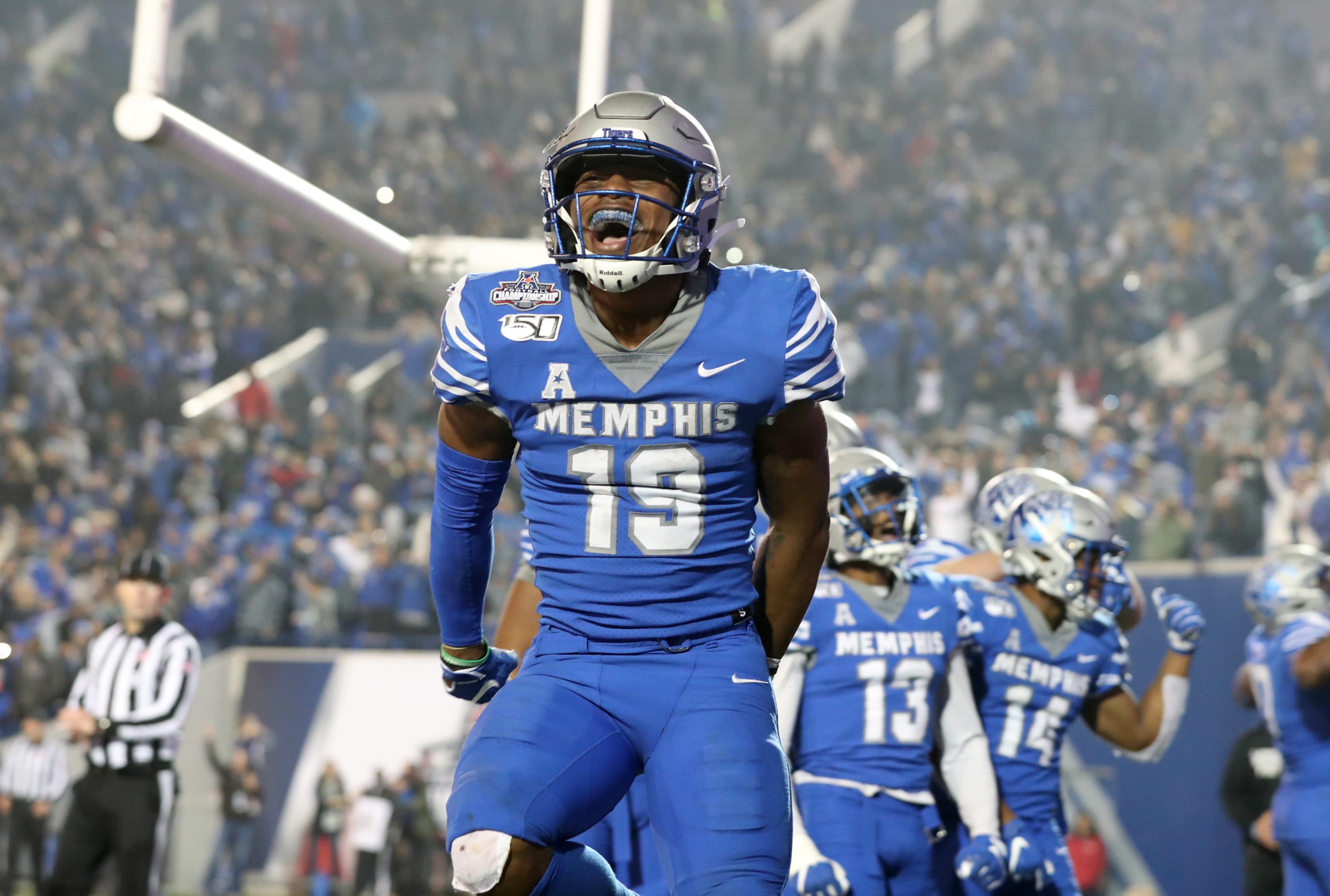 Memphis RB Kenneth Gainwell a swiss army knife in 2021 NFL Draft - Page 3