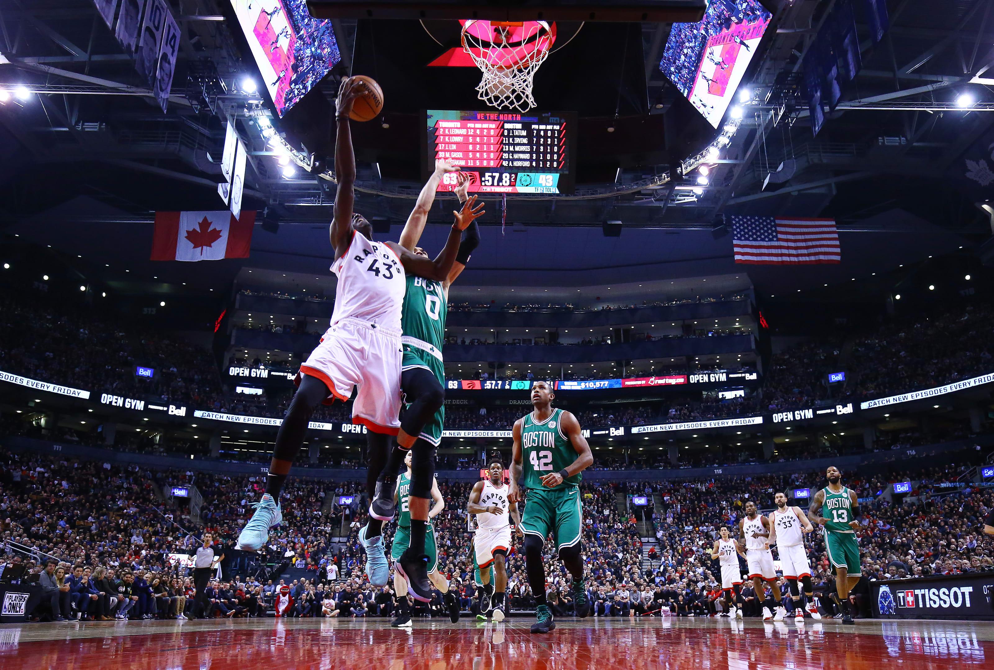 Toronto Raptors Pascal Siakam