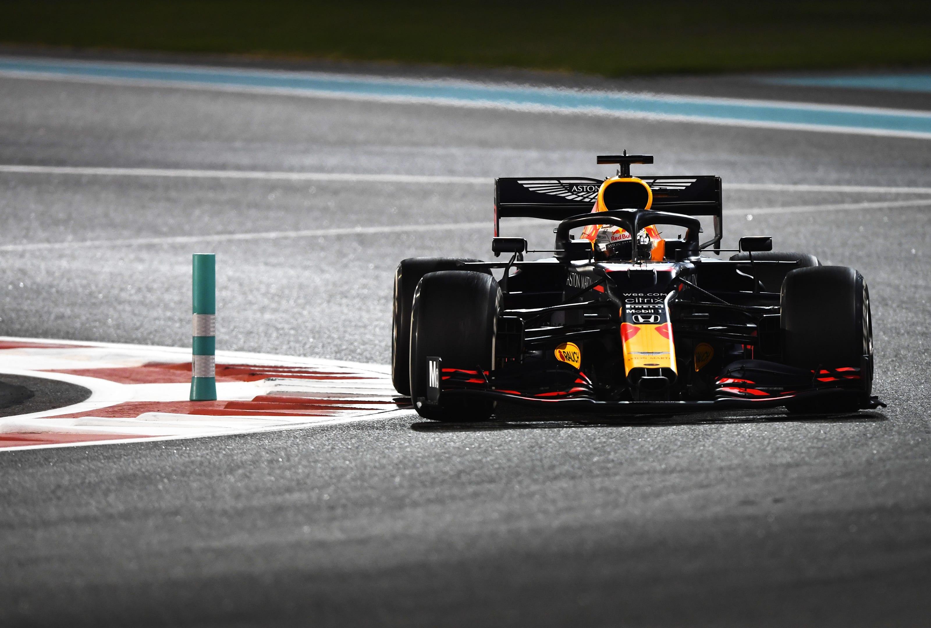 Max Verstappen, Formula 1
