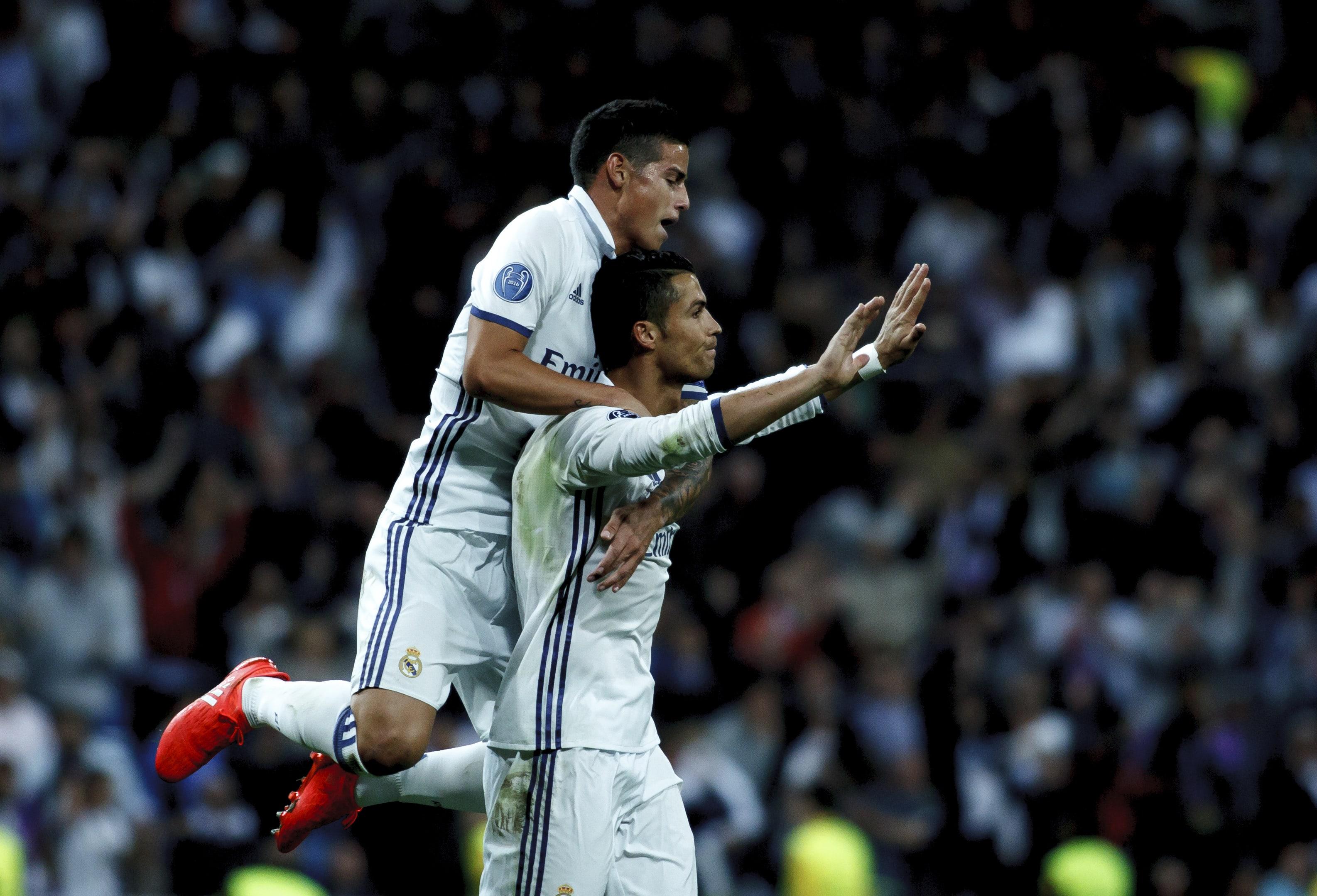 Sporting Vs Real Madrid