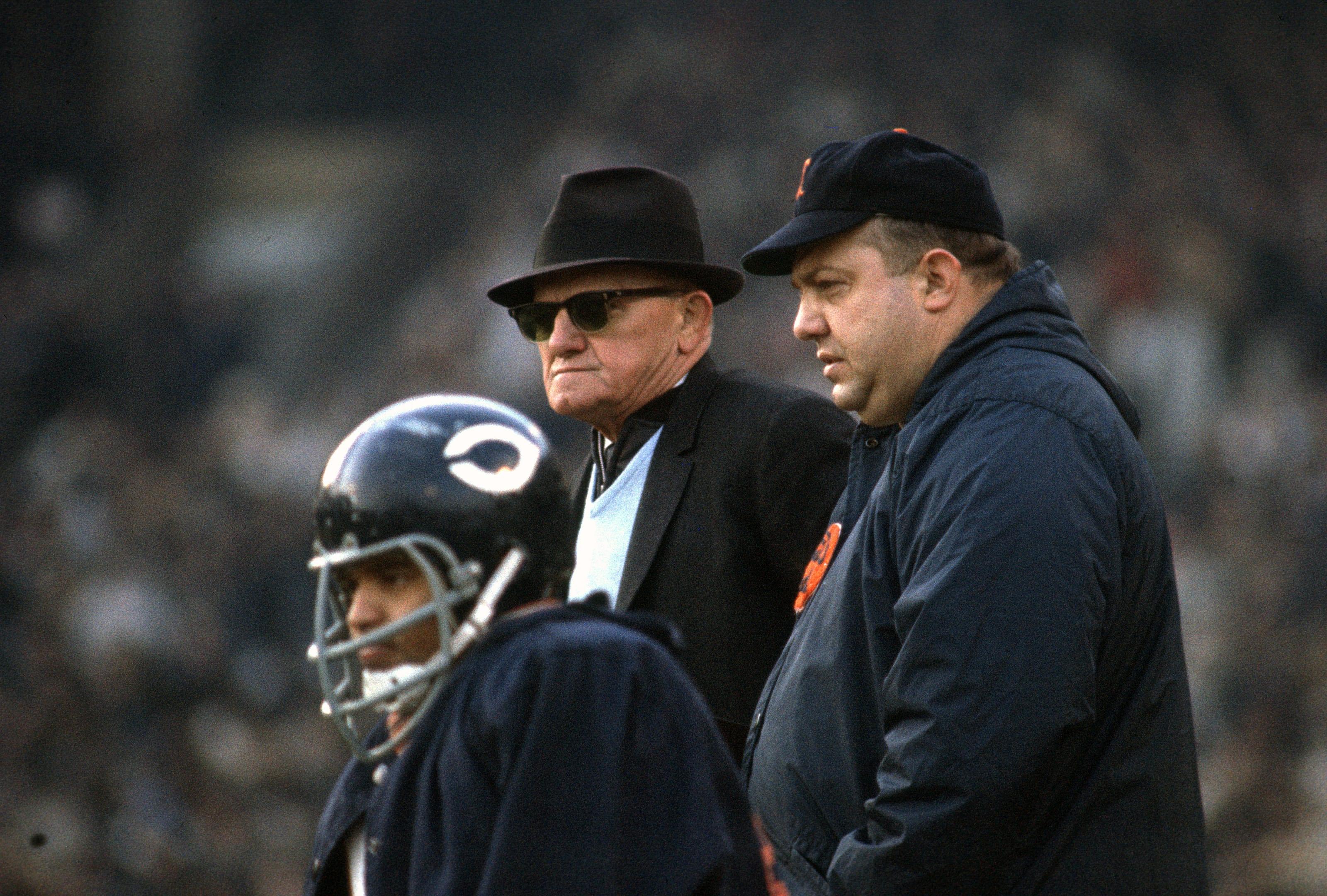 Chicago Bears, George Halas
