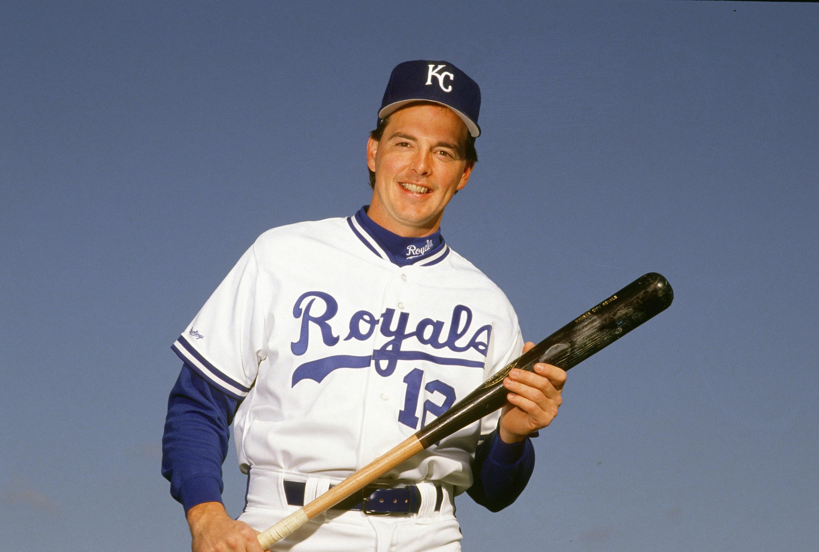 Kansas City Royals, Wally Joyner