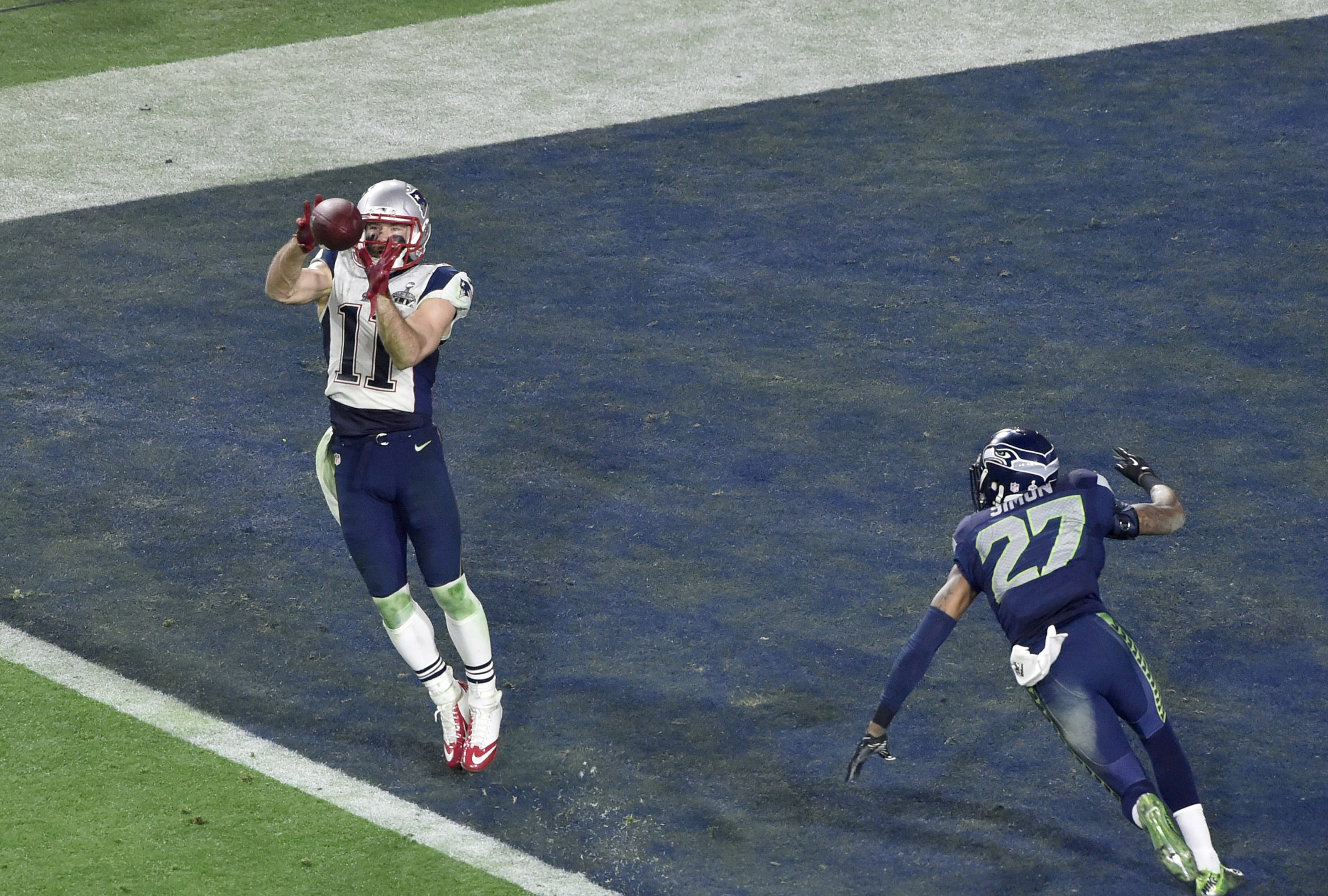 Julian Edelman's best plays as a New England Patriot - Page 2