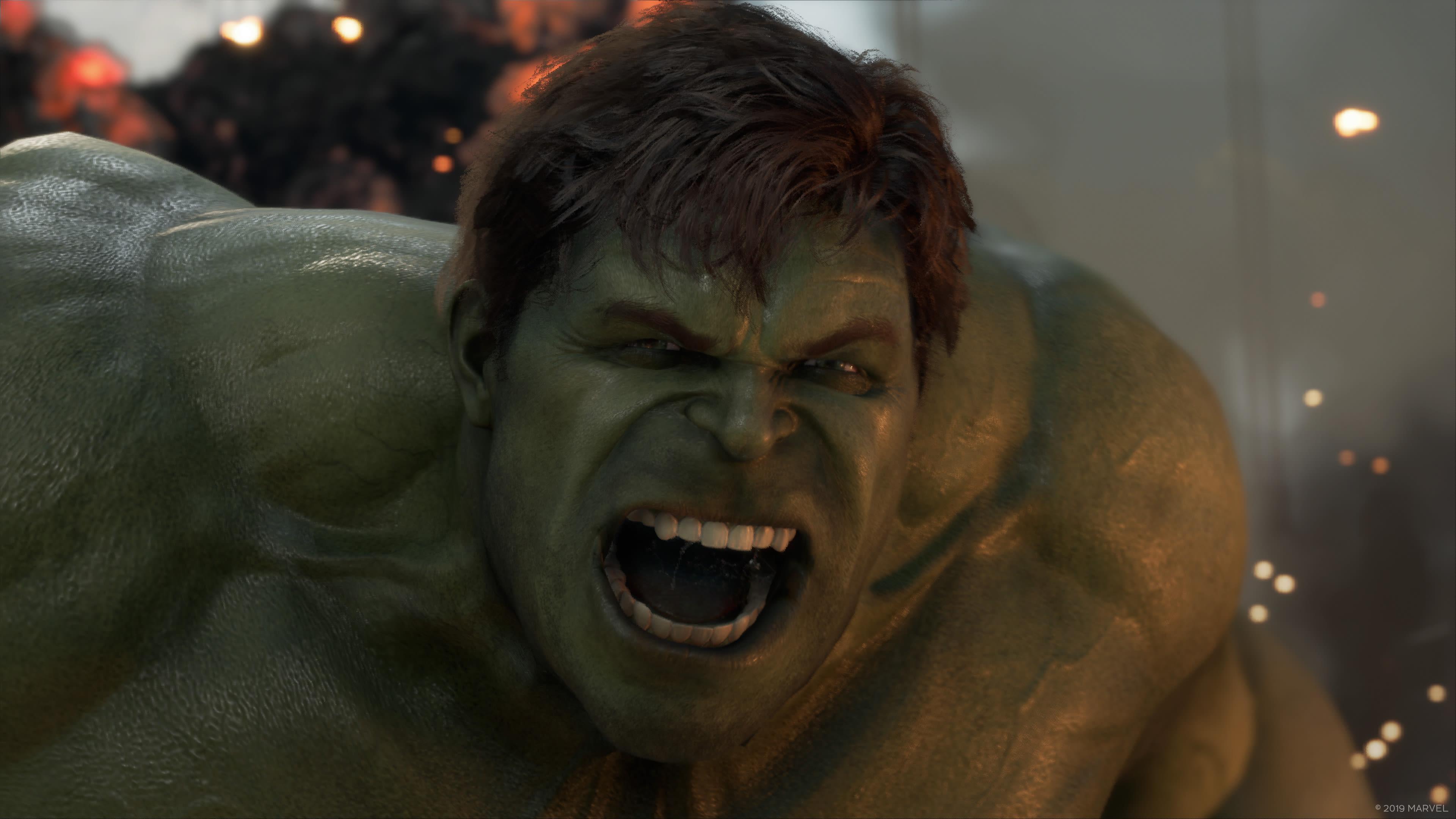 Marvel's Avengers - Hulk - game