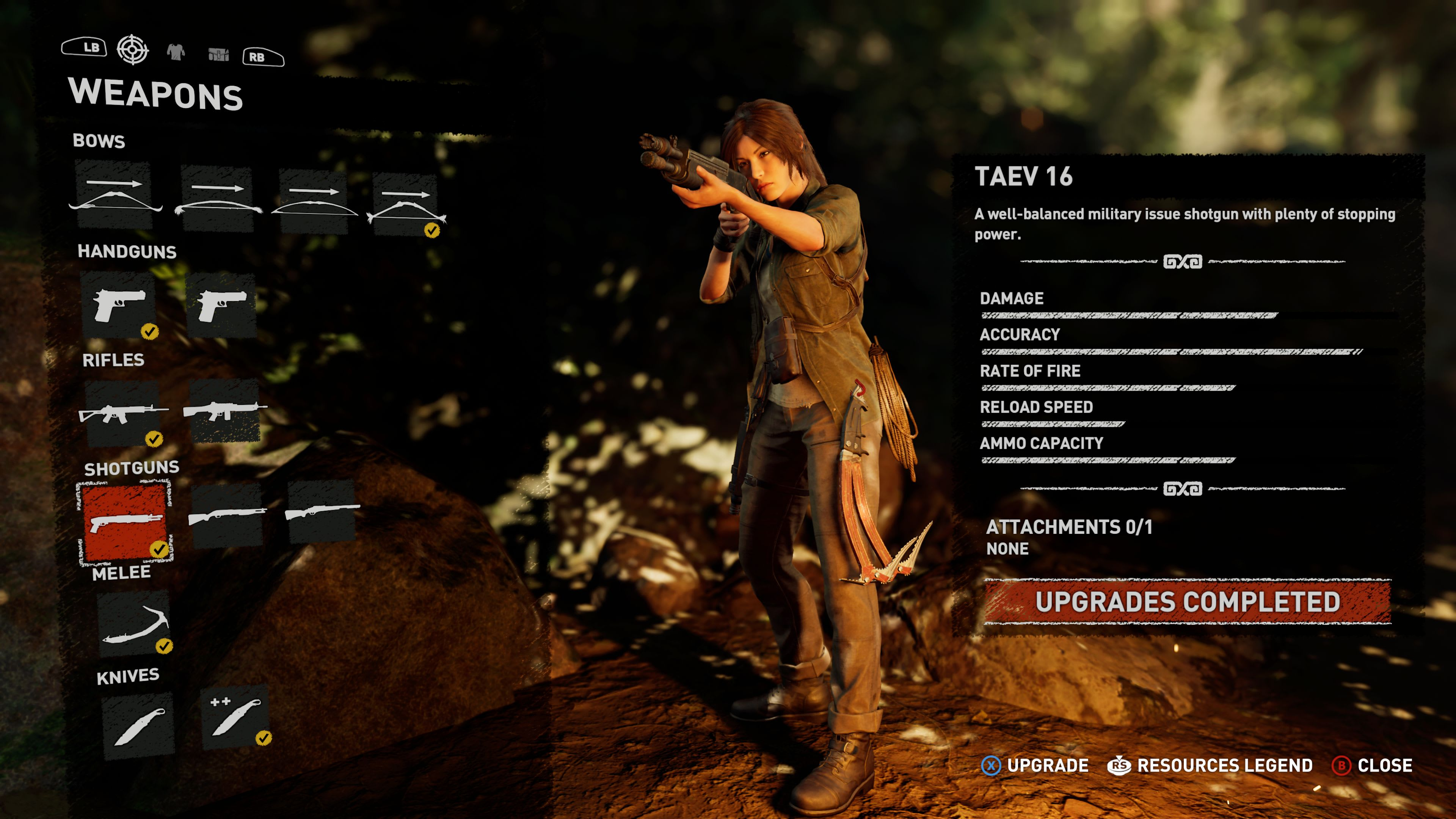 Shadow Of The Tomb Raider Guide The Best Skills And Equipment
