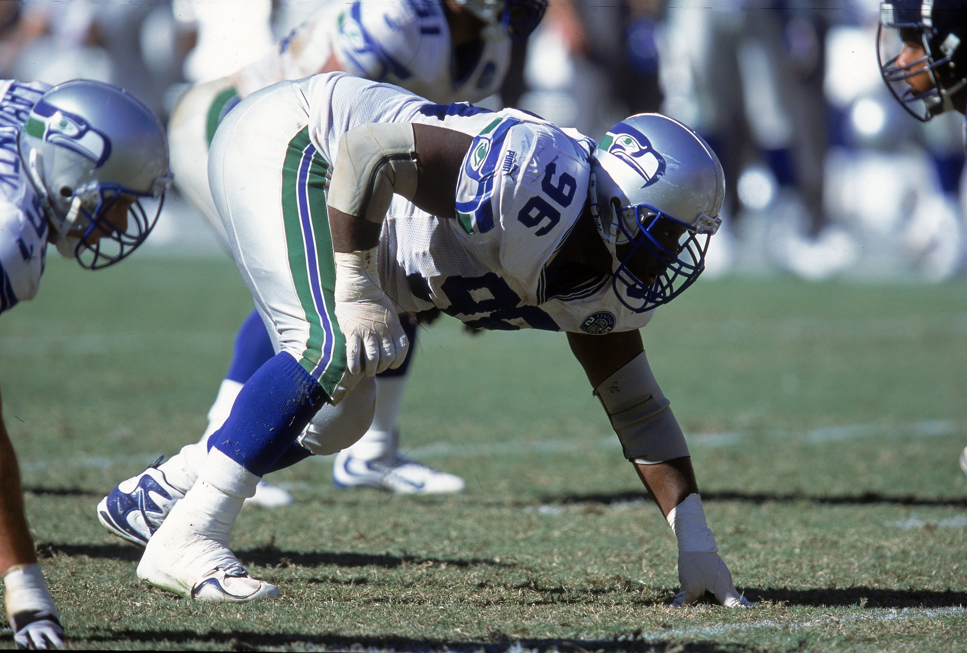 Cortez Kennedy, Seattle Seahawks
