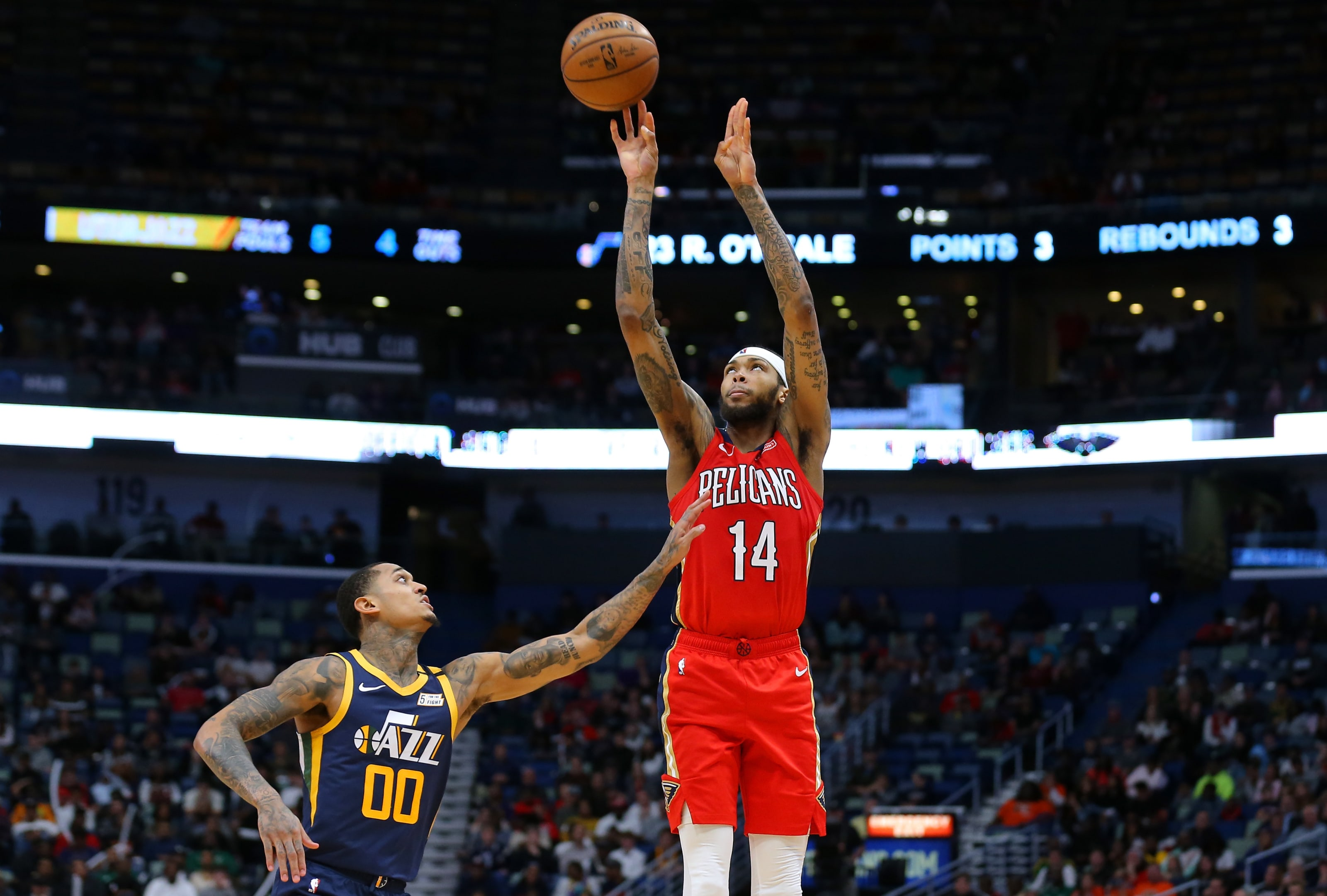 New Orleans Pelicans, Brandon Ingram