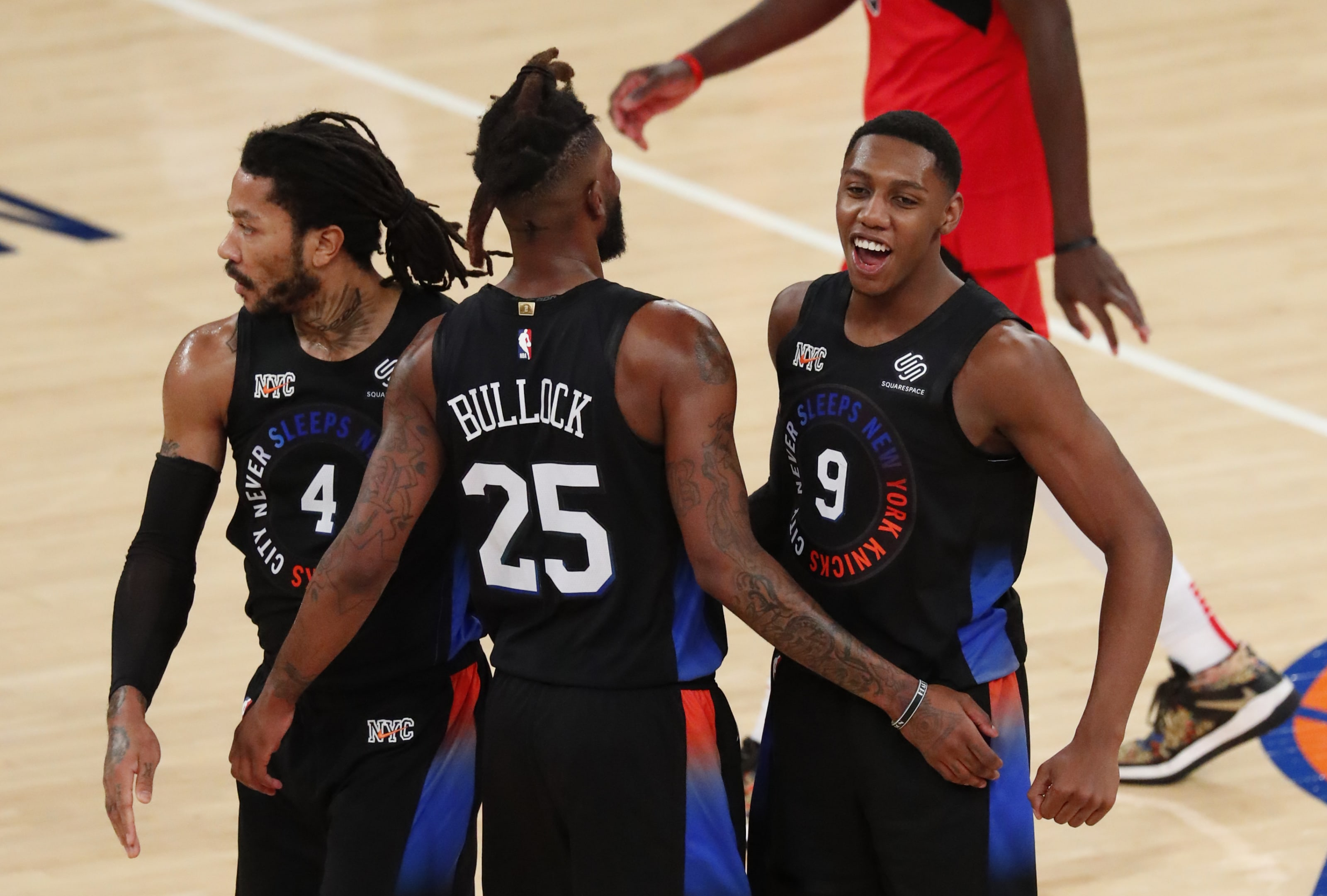 NY Knicks, NBA Playoffs