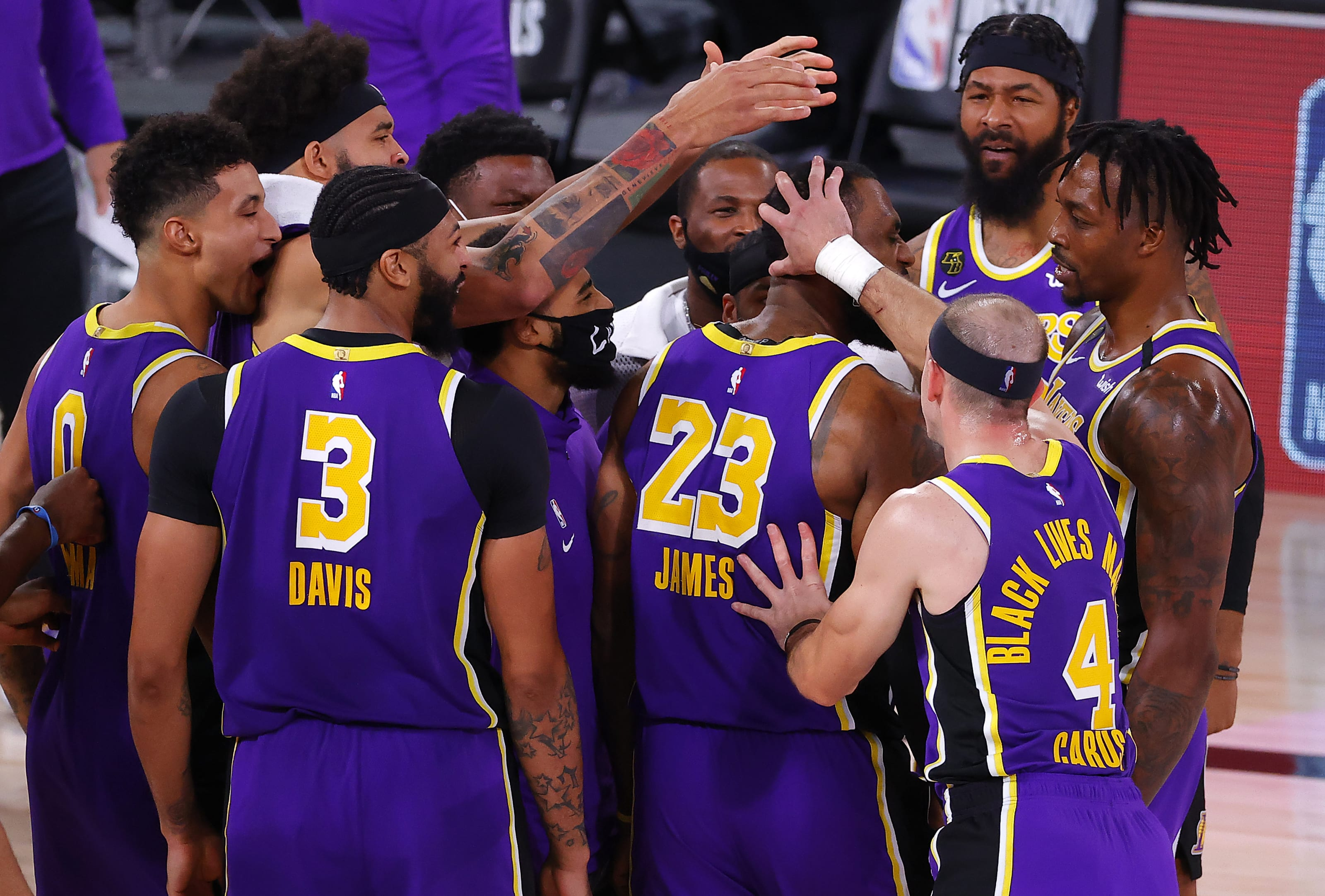 The Los Angeles Lakers Are Going To The Nba Finals 5 Lessons