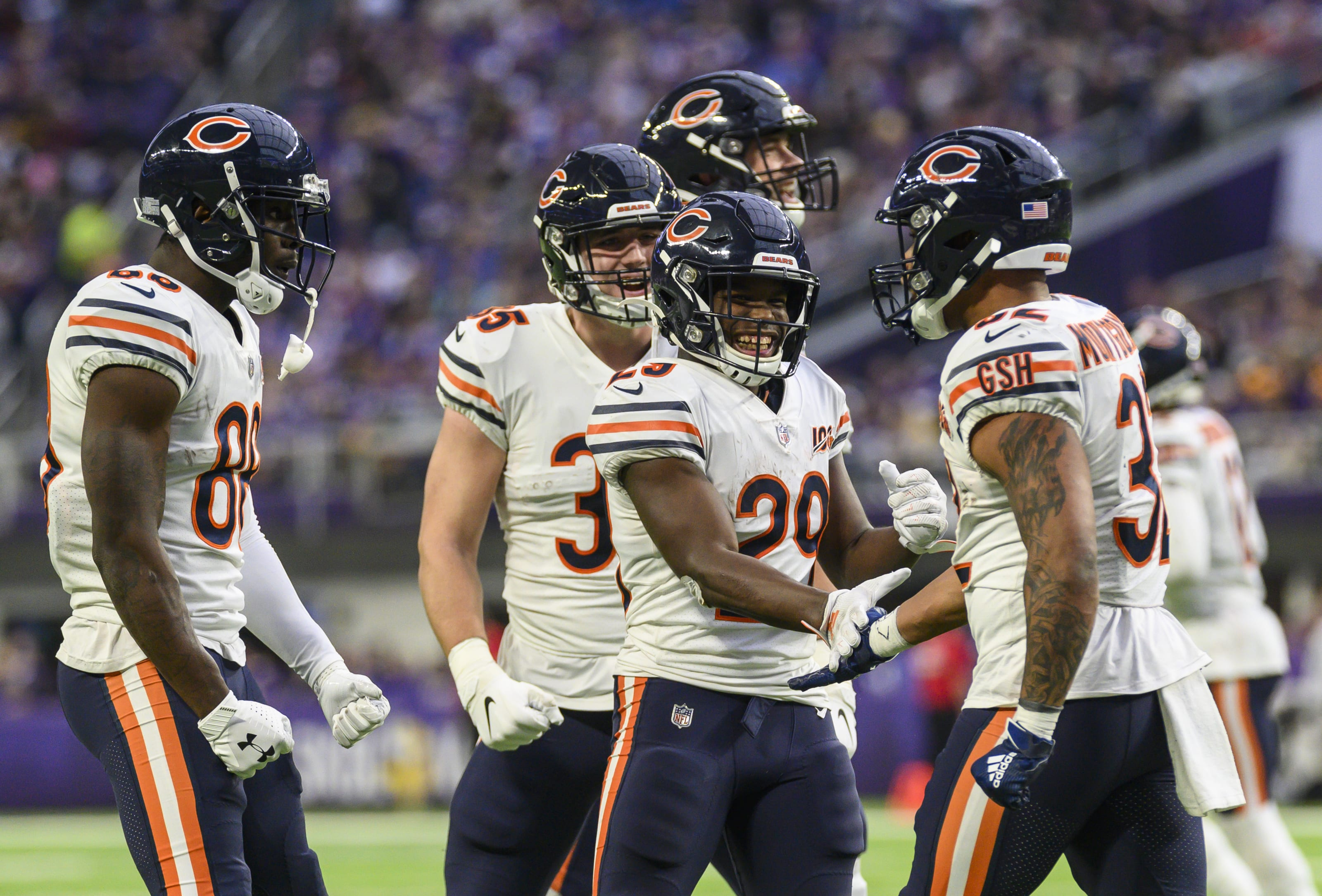 Chicago Bears, Tarik Cohen
