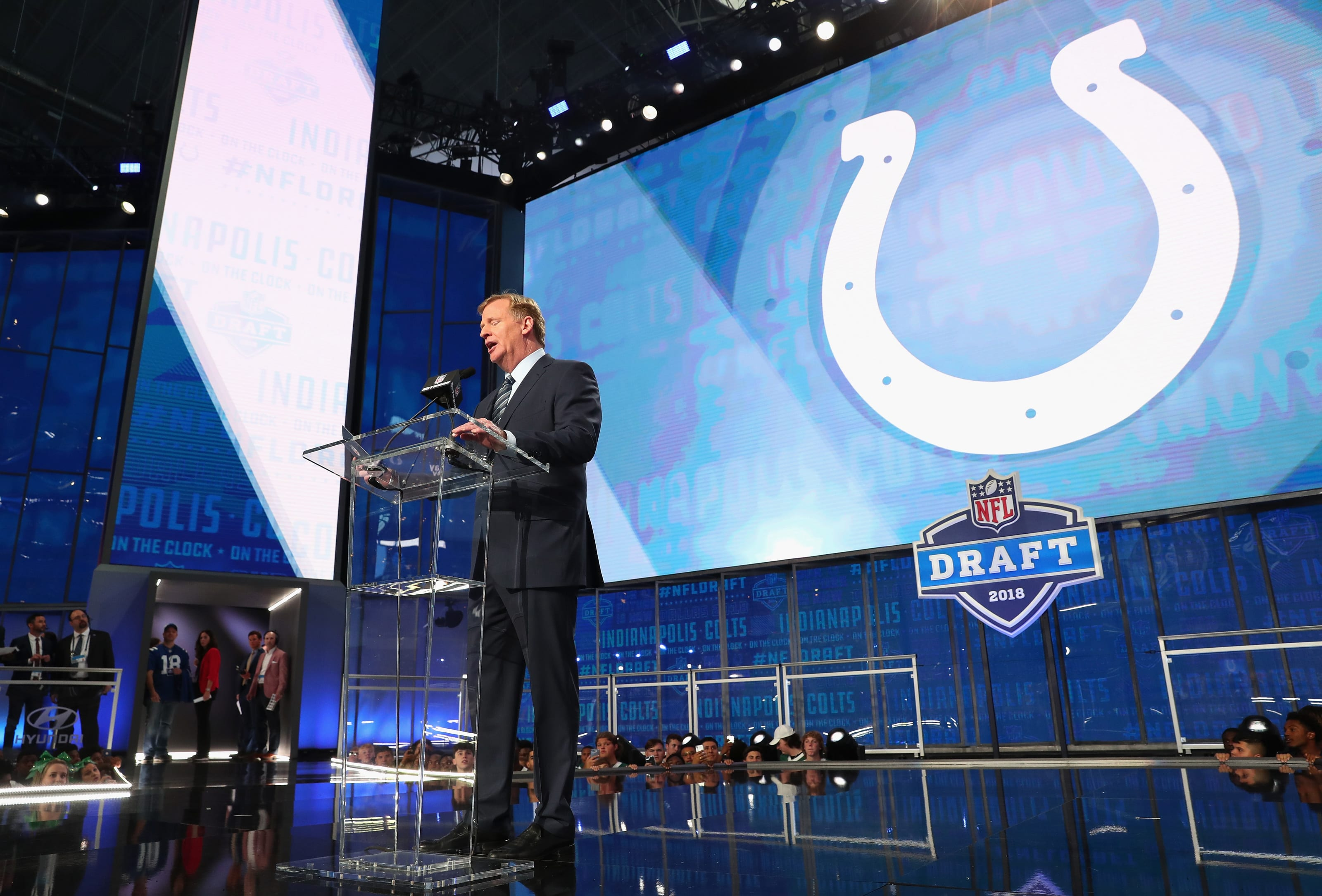 NFL Draft, Indianapolis Colts