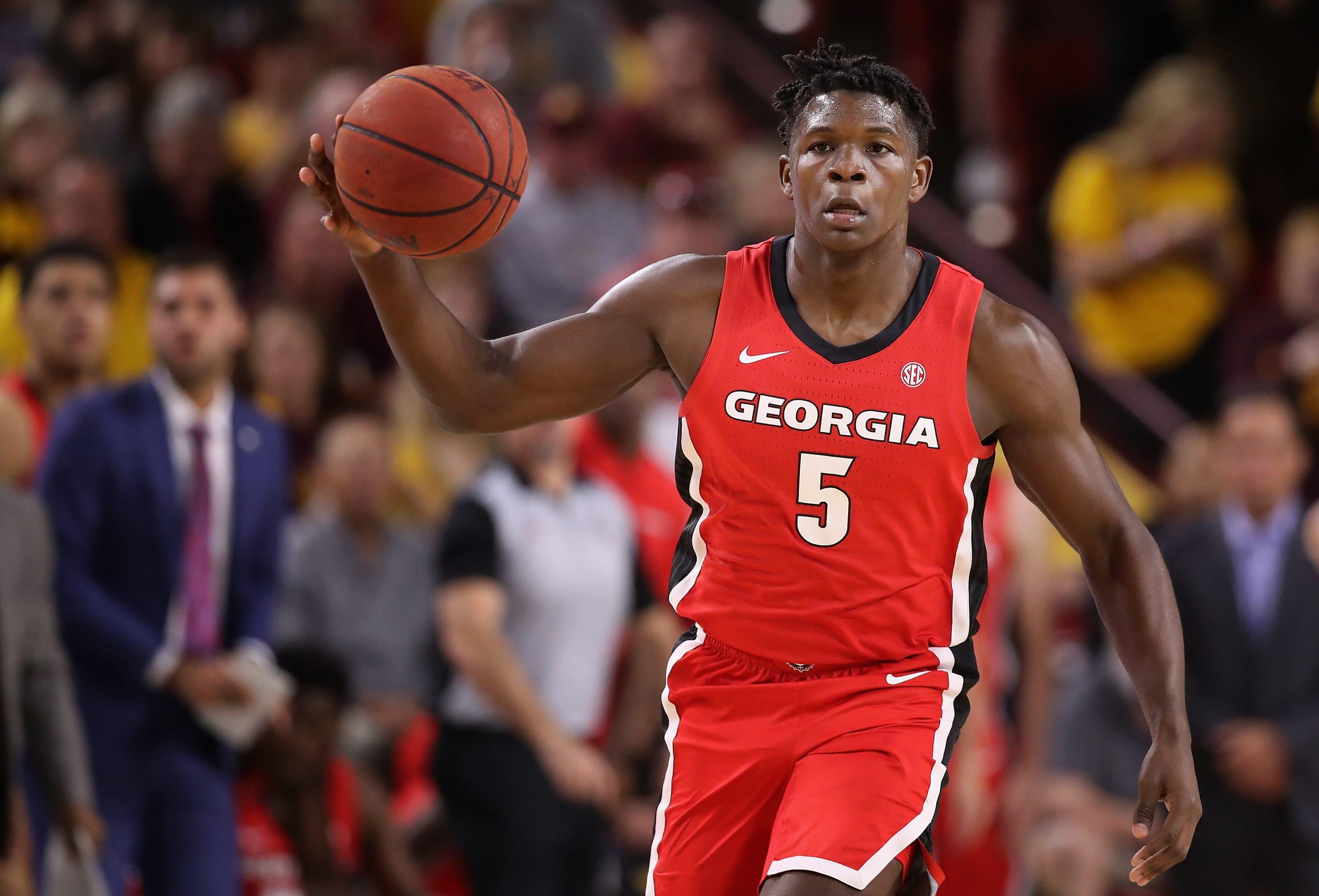 Anthony Edwards, Georgia Bulldogs