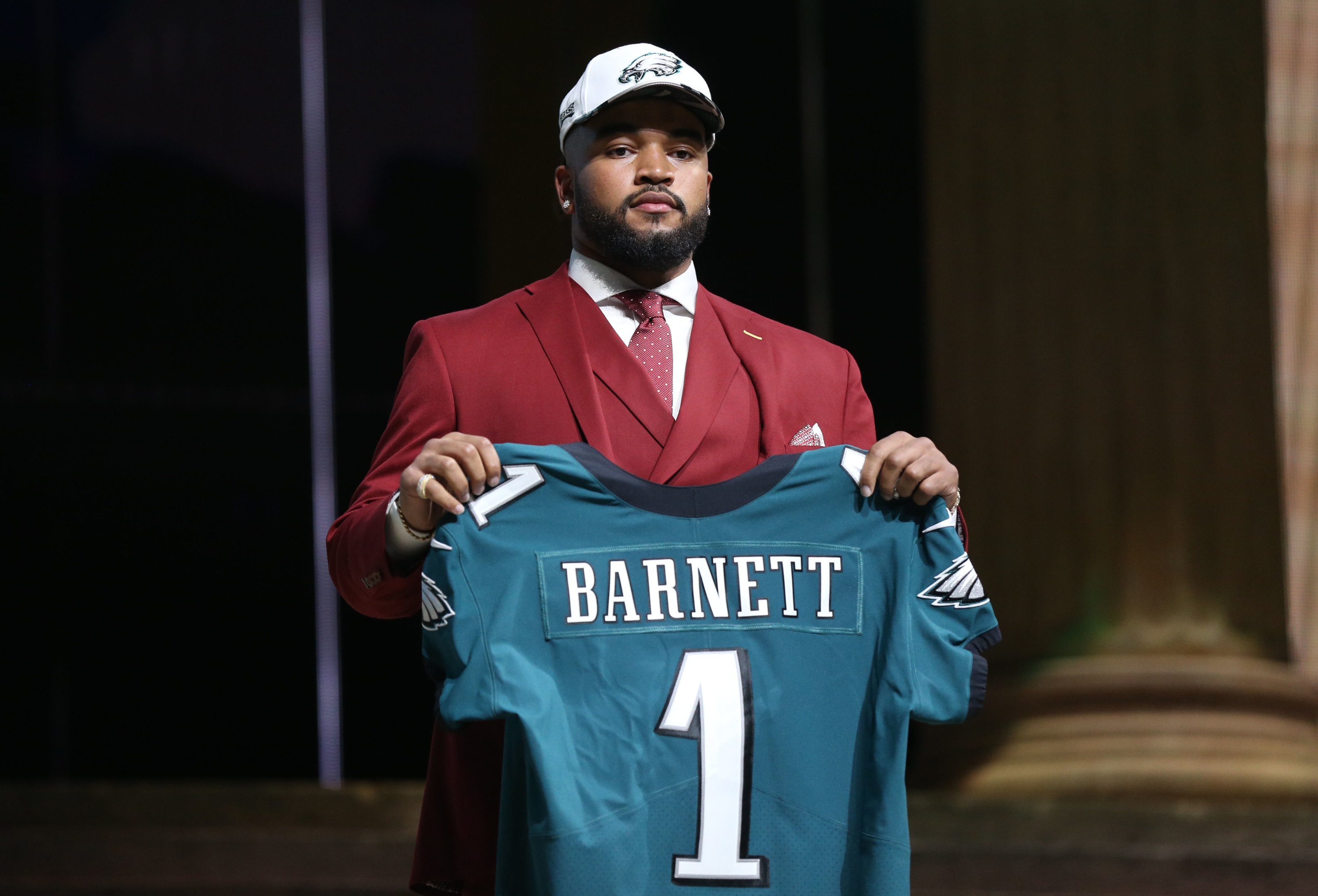 Derek Barnett, Philadelphia Eagles