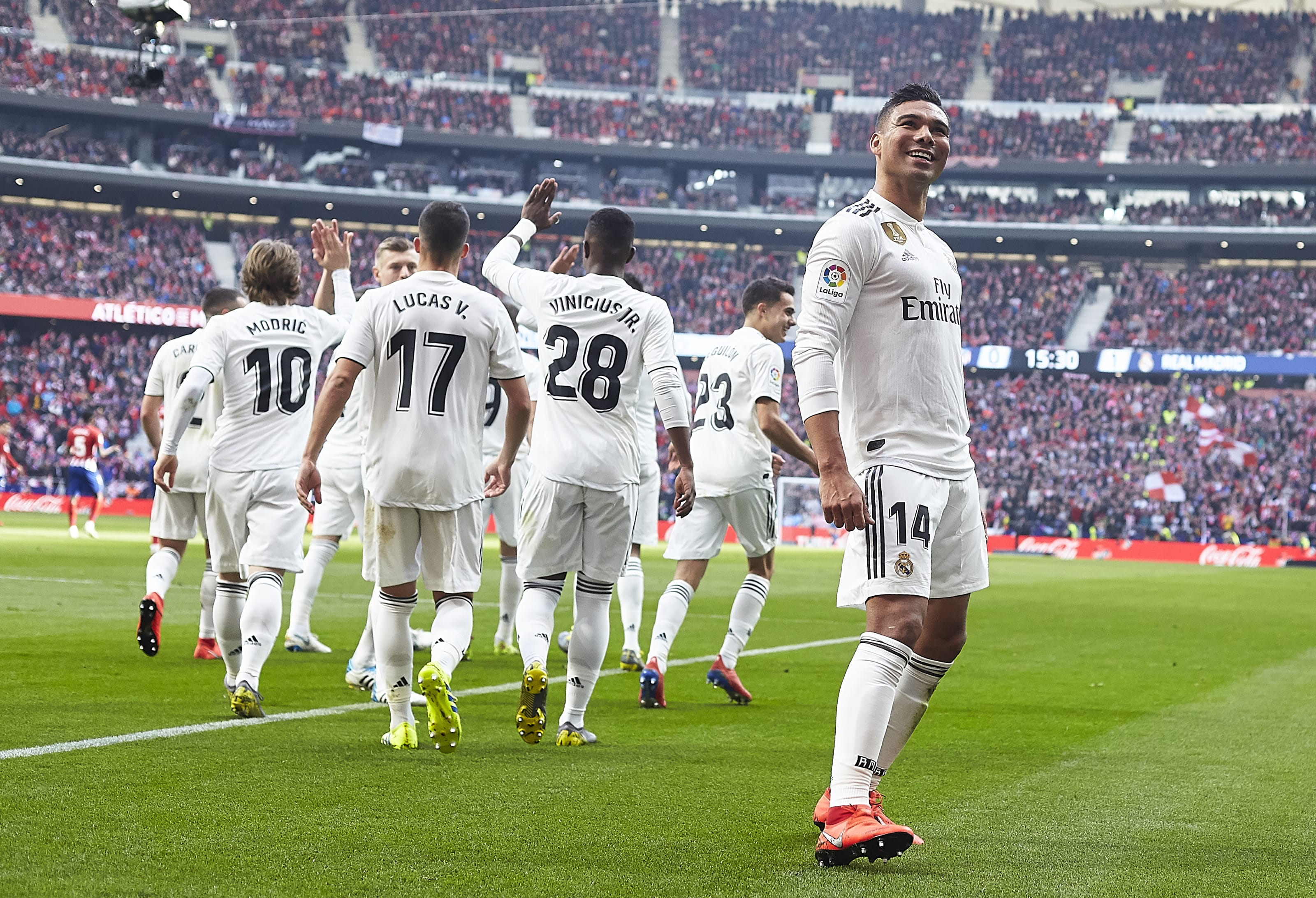 Three Takeaways From Real Madrid U0026 39 S Emphatic Win Over