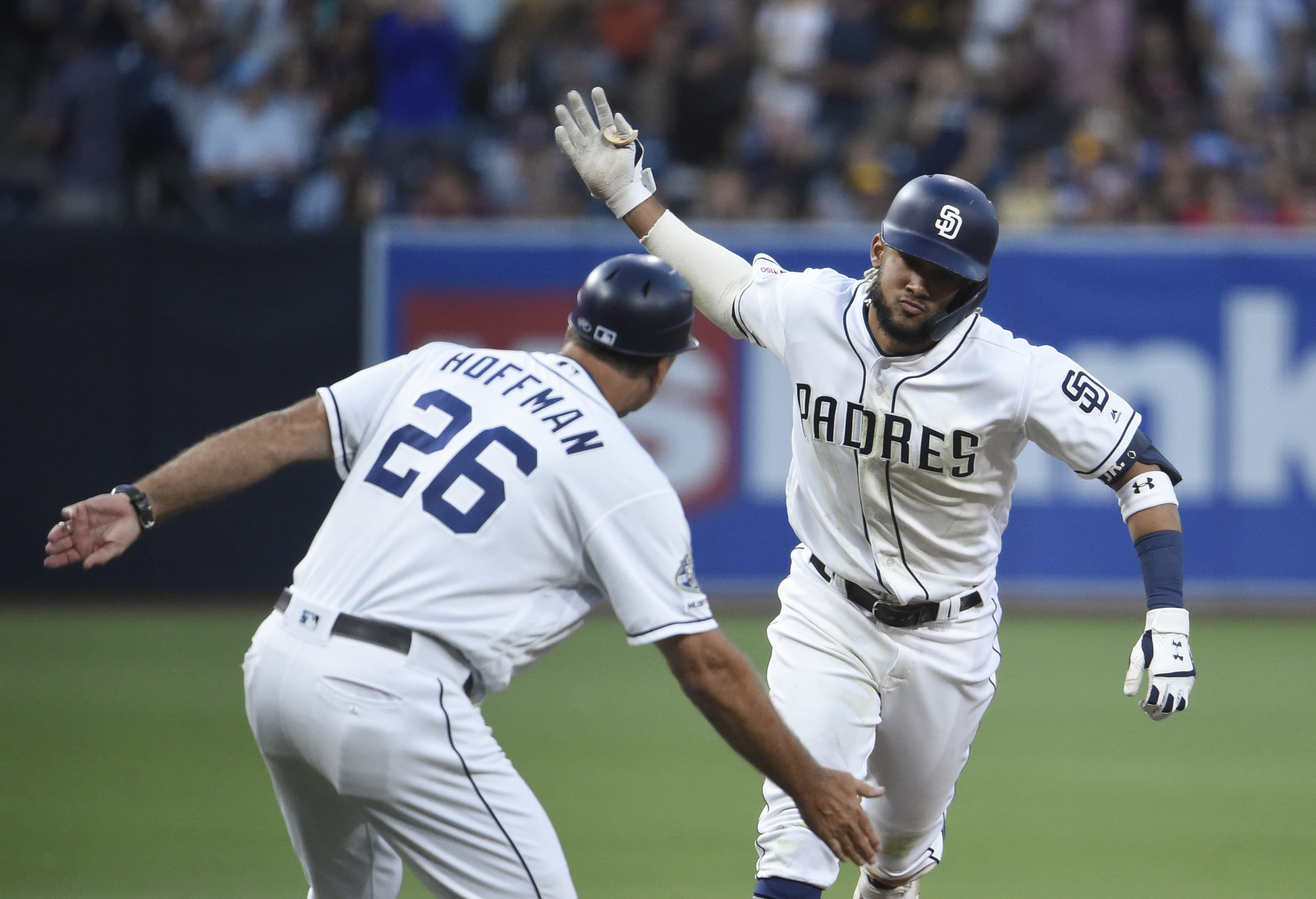 San Diego Padres, Fernando Tatis Jr. hits another lead off home run