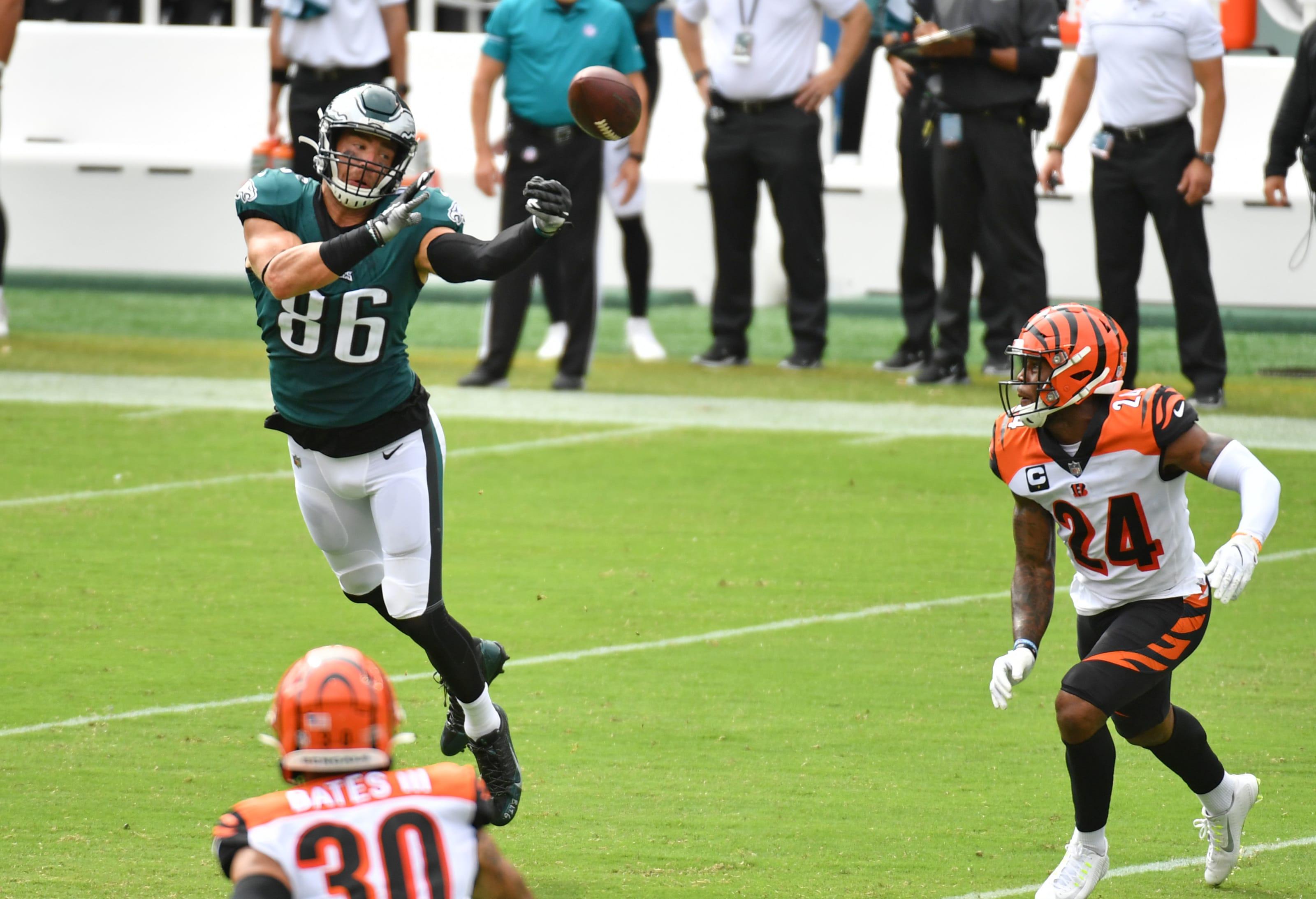 Zach Ertz, Philadelphia Eagles