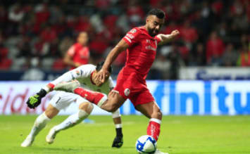 Toluca beats San Luis